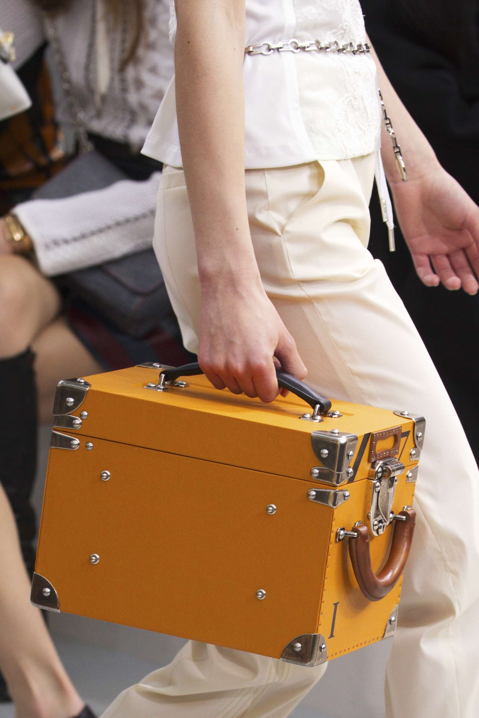 2015 Fall Women Fashion Show Louis Vuitton Bag Details Collection