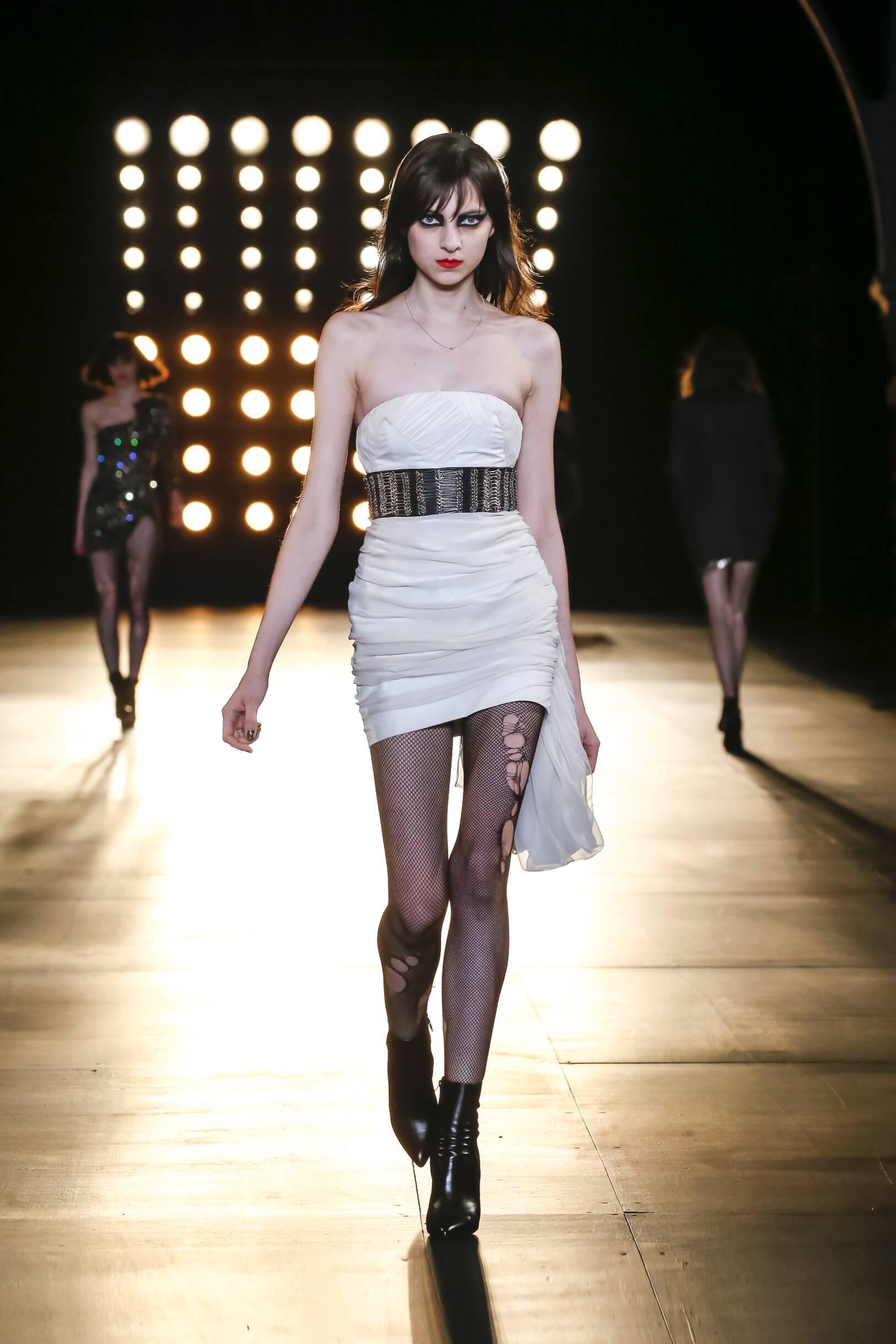 2015 Fall Women Fashion Show Saint Laurent Collection