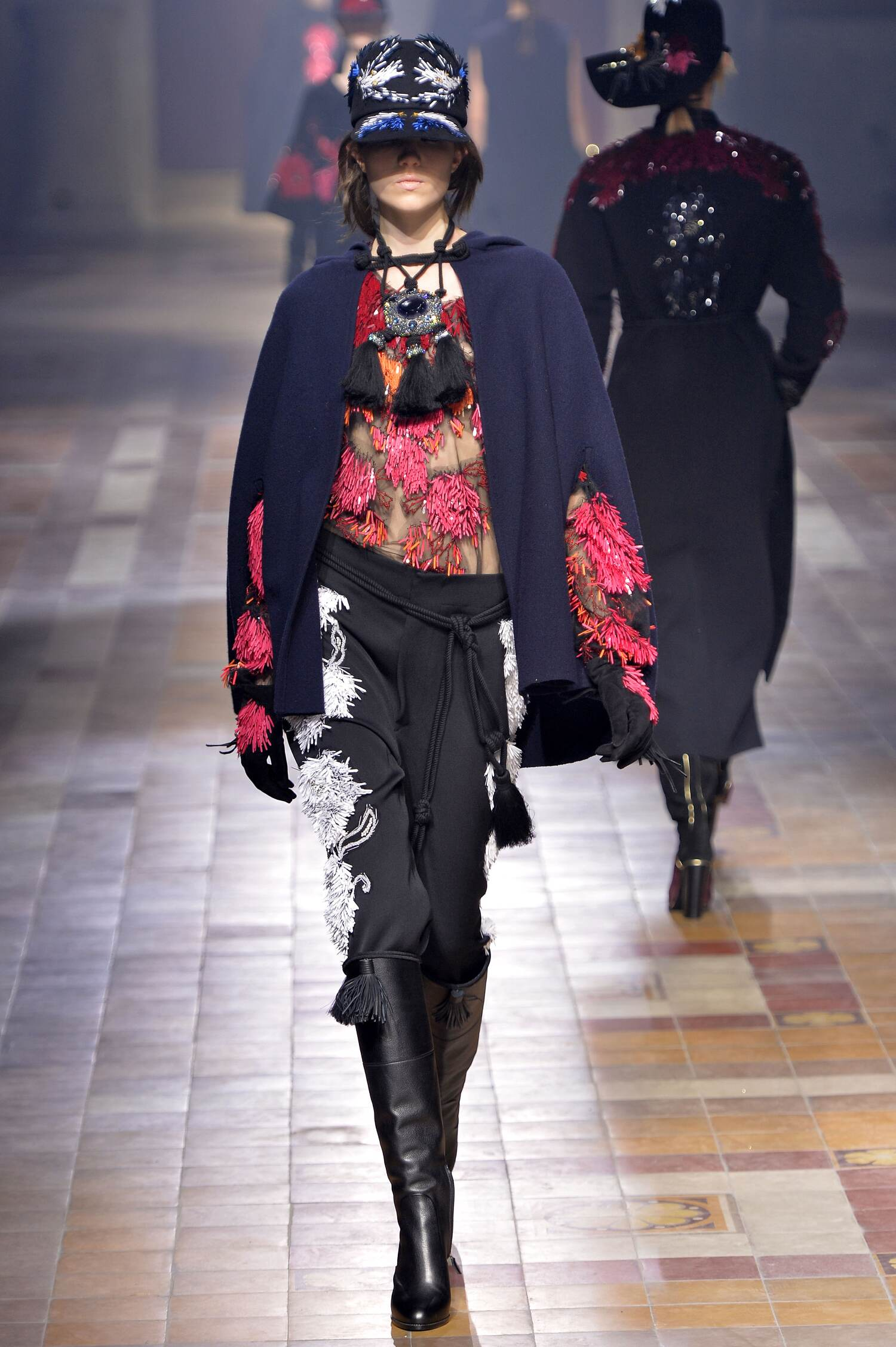 2015 Winter Fashion Show Lanvin Collection