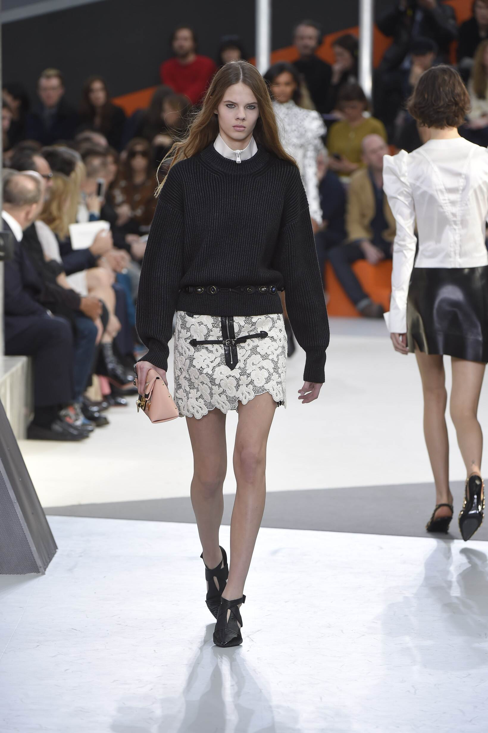 2015 Winter Fashion Show Louis Vuitton Collection