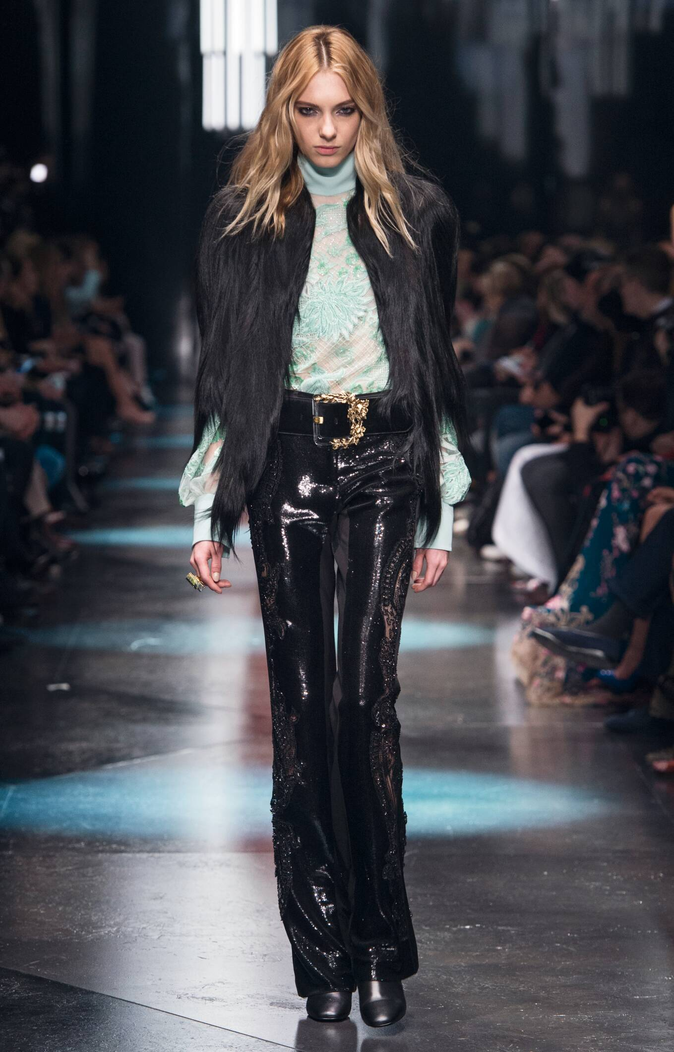 2015 Winter Fashion Show Roberto Cavalli Collection