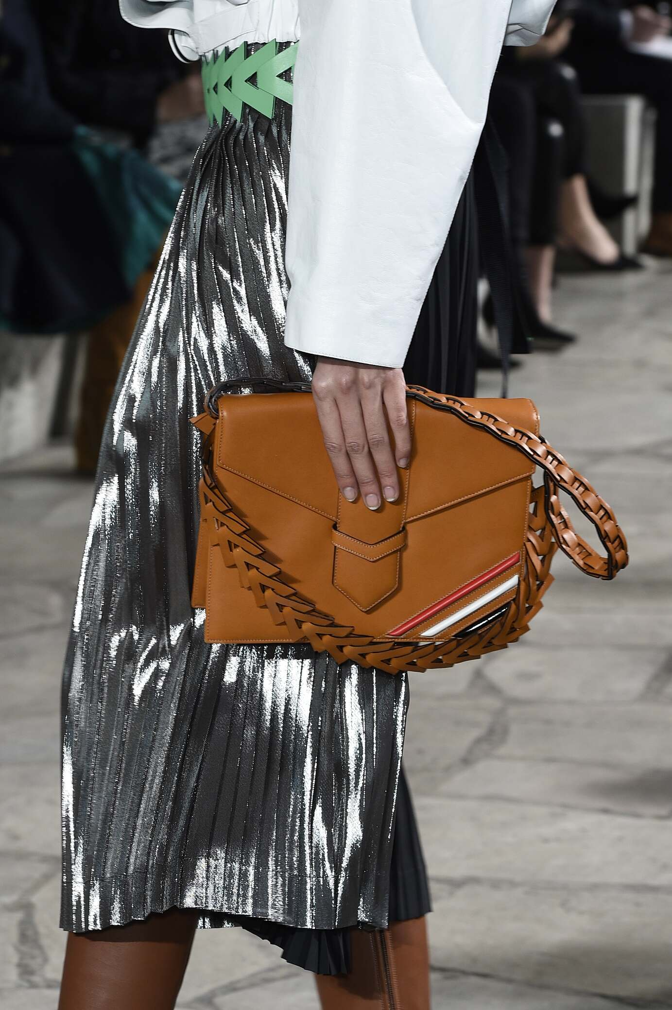 2015 Winter Trends Loewe Bag Detail Collection