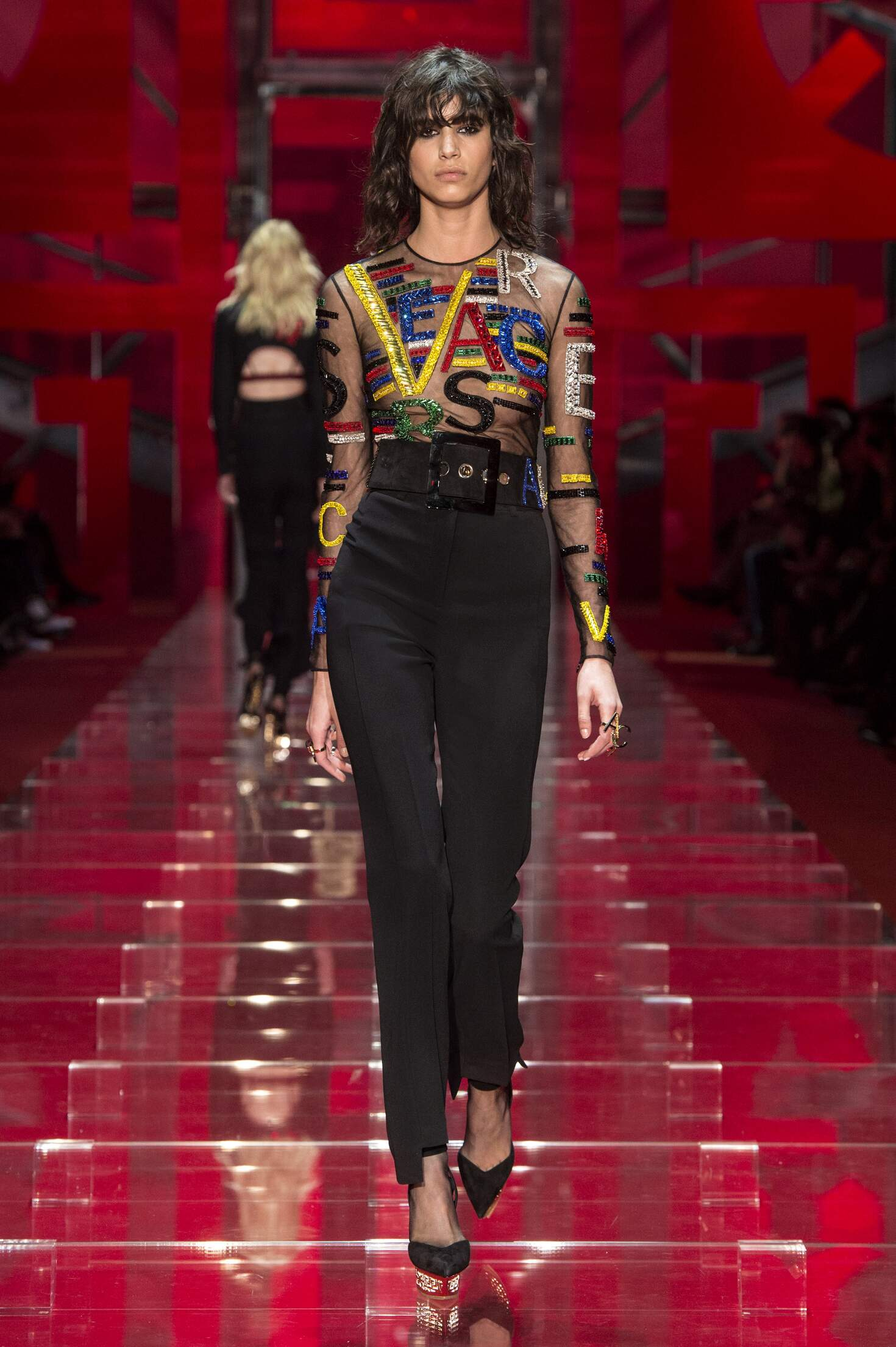 2015 Winter Trends Versace Collection