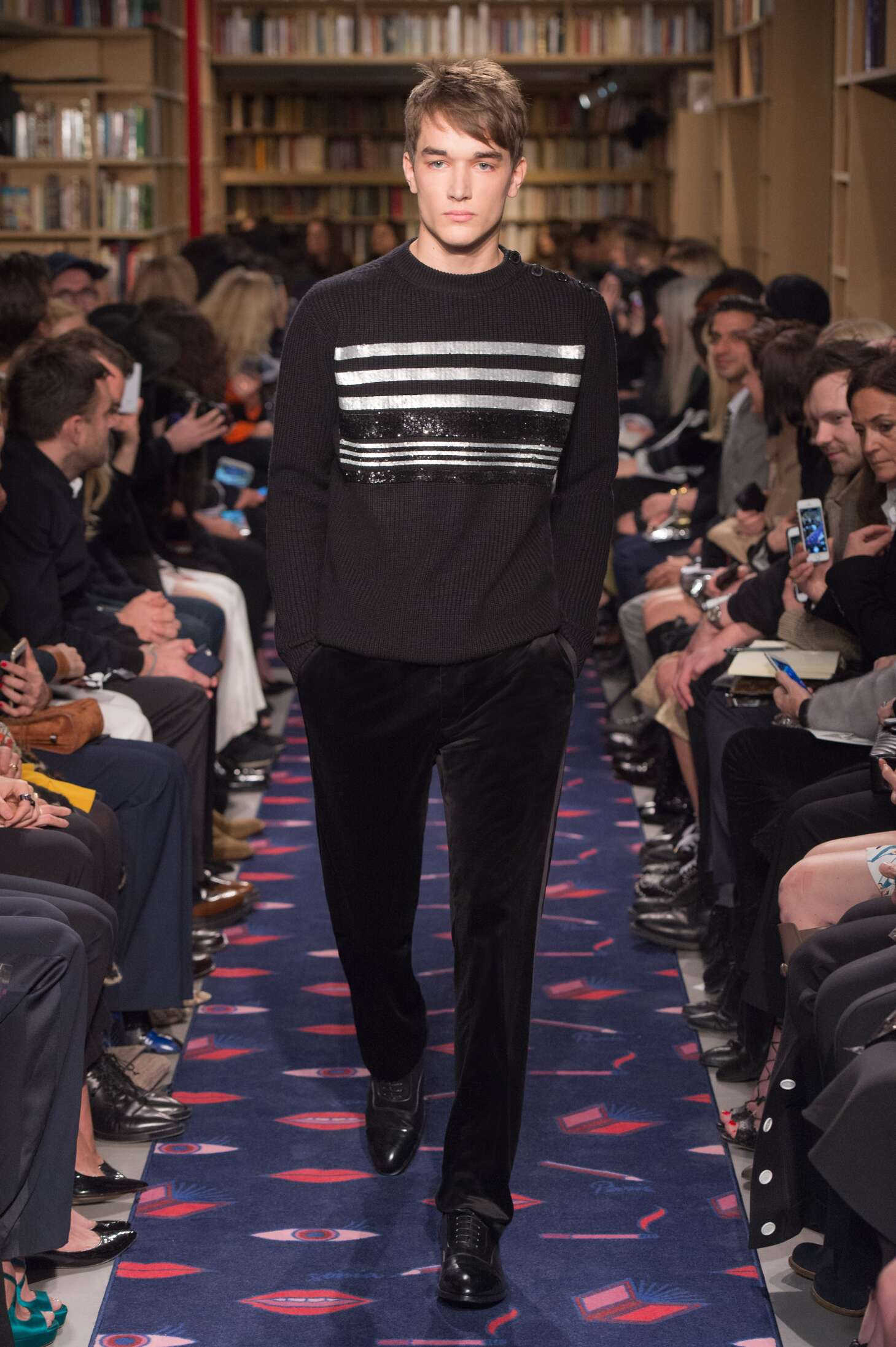 2016 Fall Fashion Man Sonia Rykiel Collection