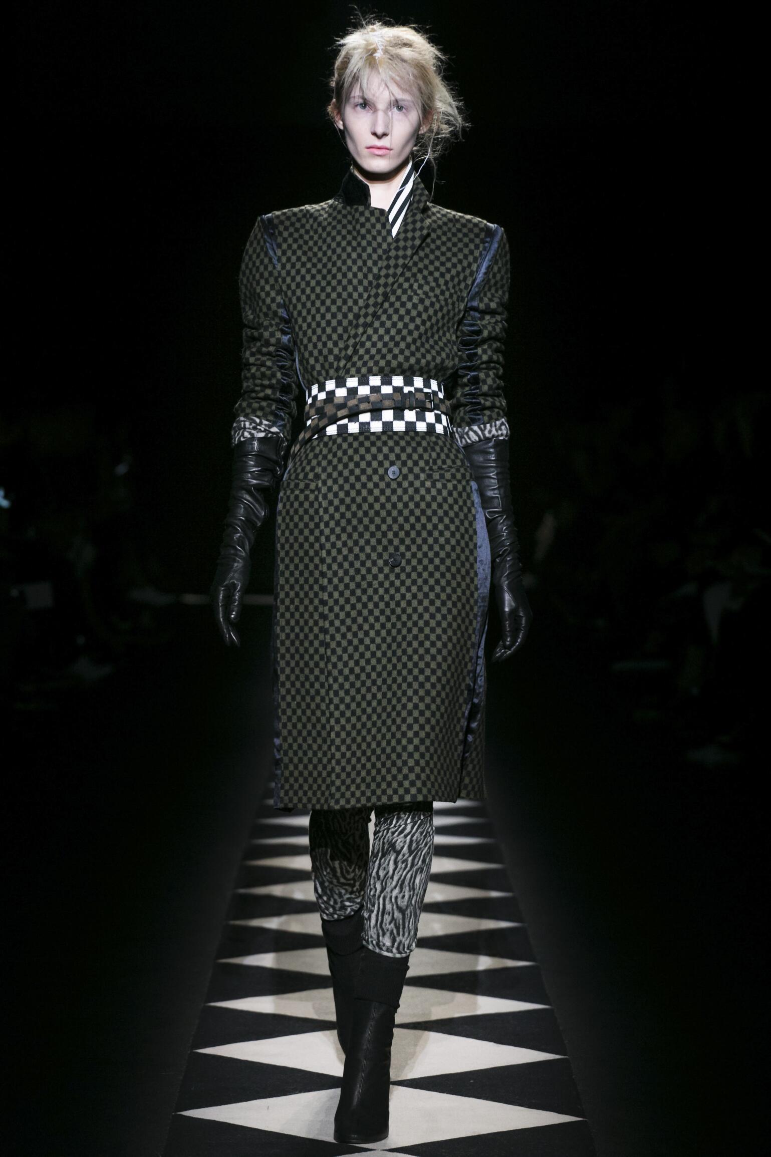 2016 Fall Fashion Woman Haider Ackermann Collection
