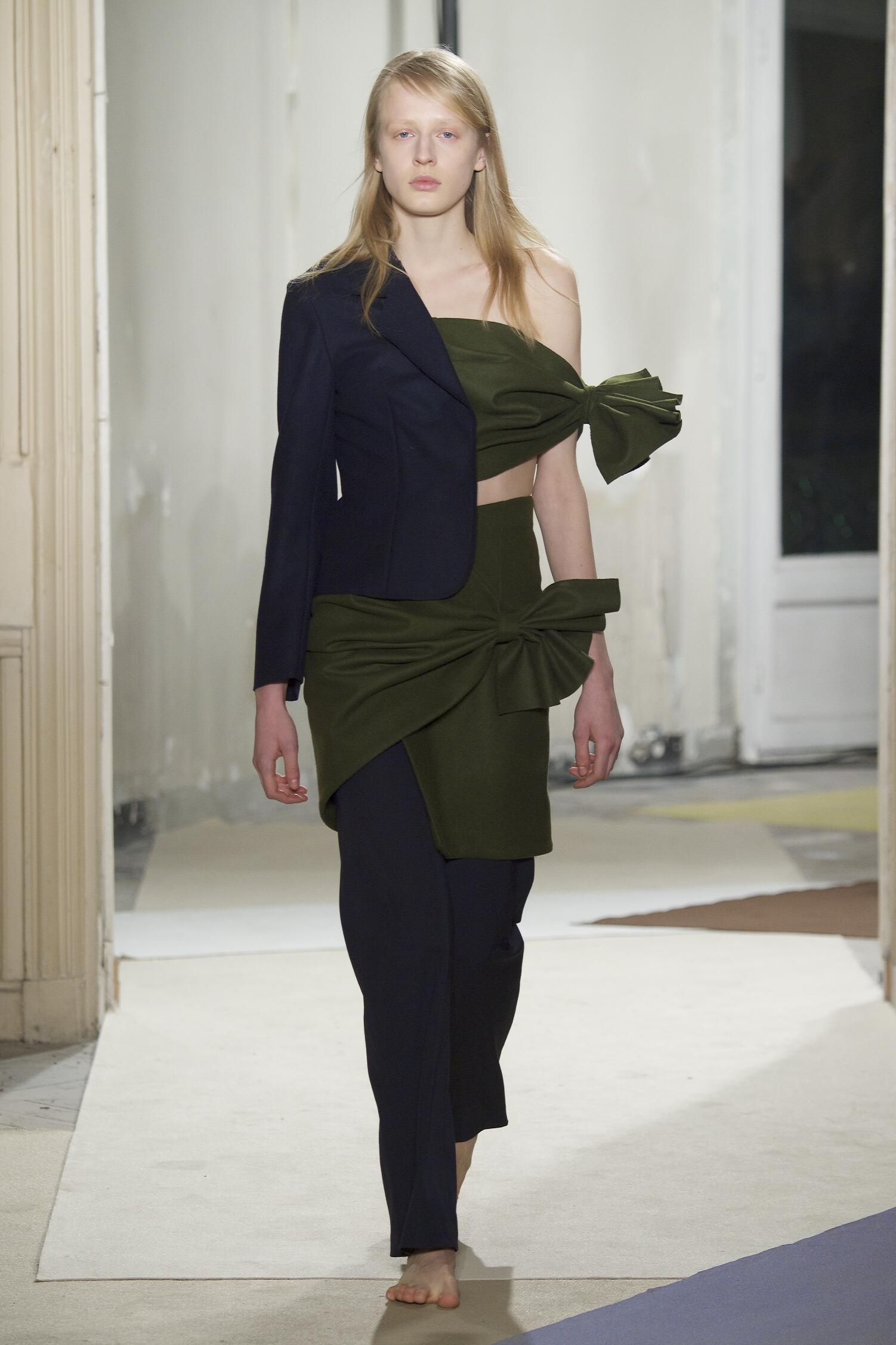2016 Fall Fashion Woman Jacquemus Collection