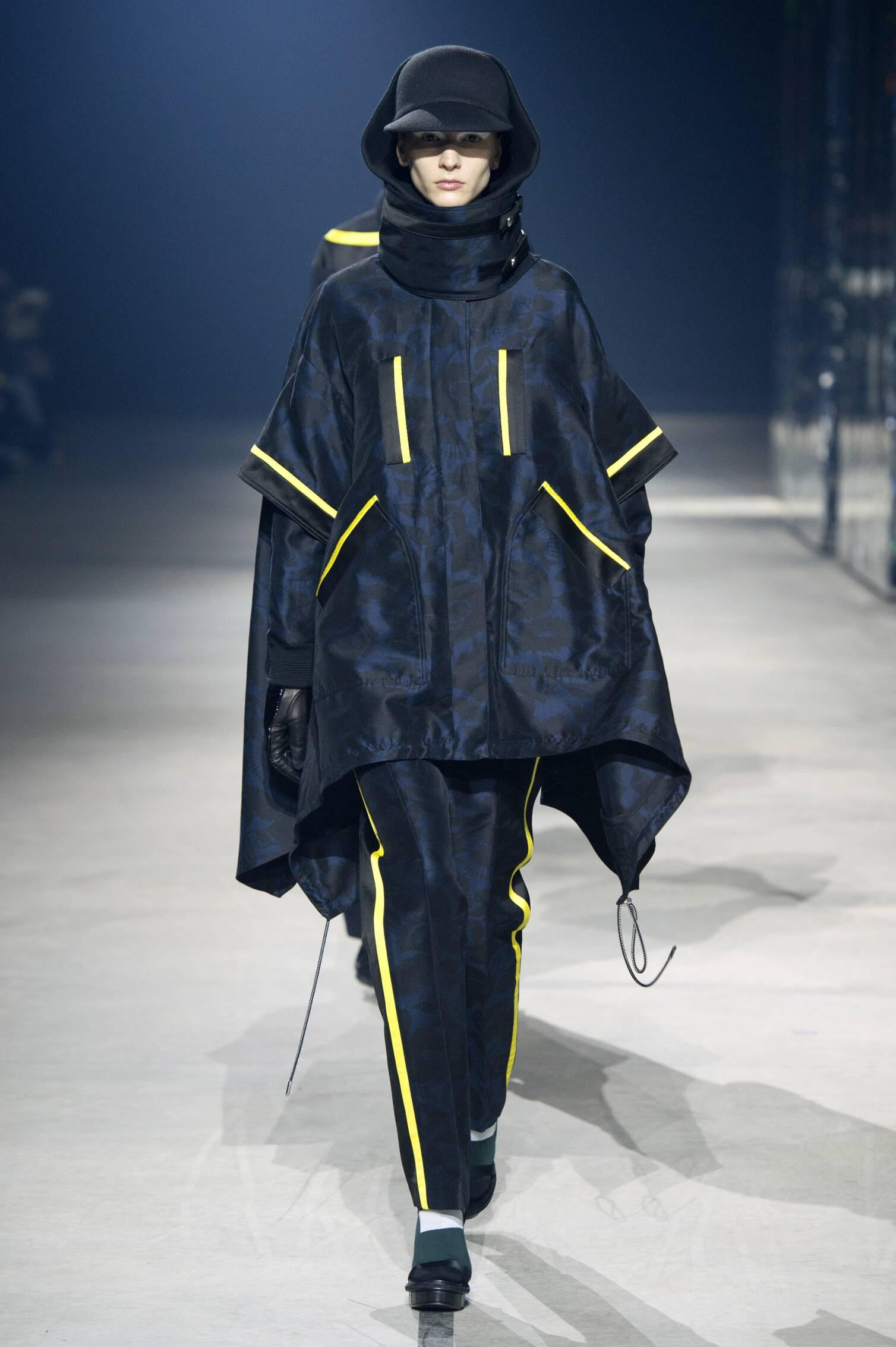 2016 Fall Fashion Woman Kenzo Collection