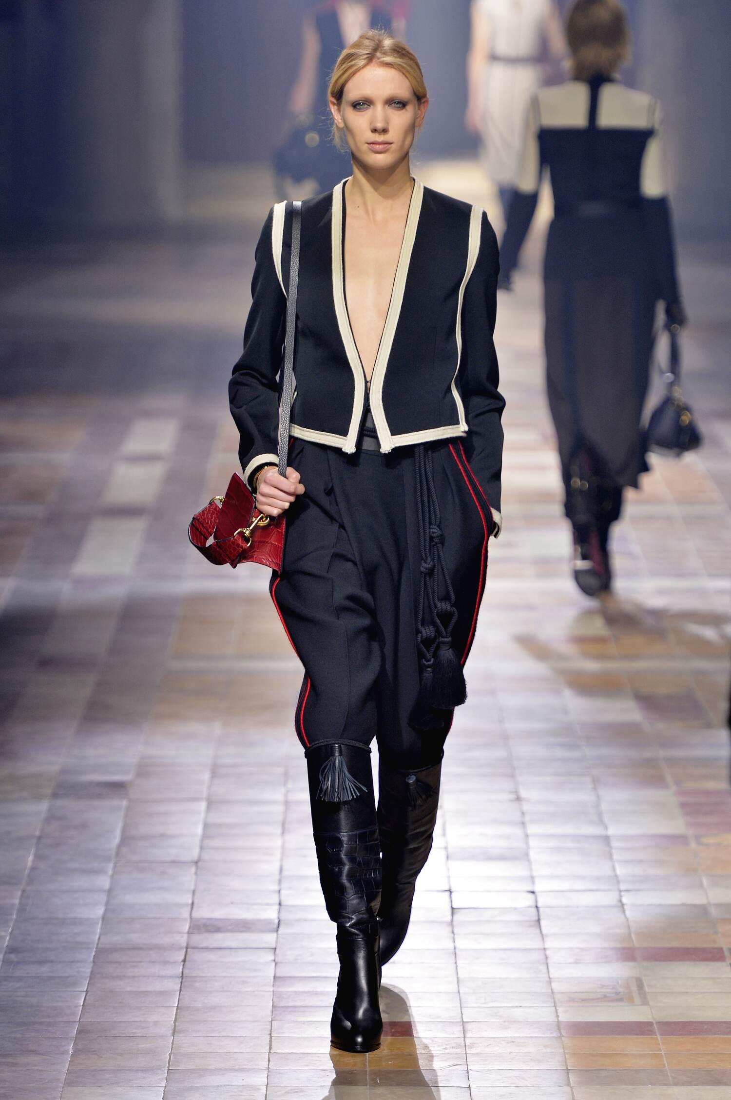 2016 Fall Fashion Woman Lanvin Collection