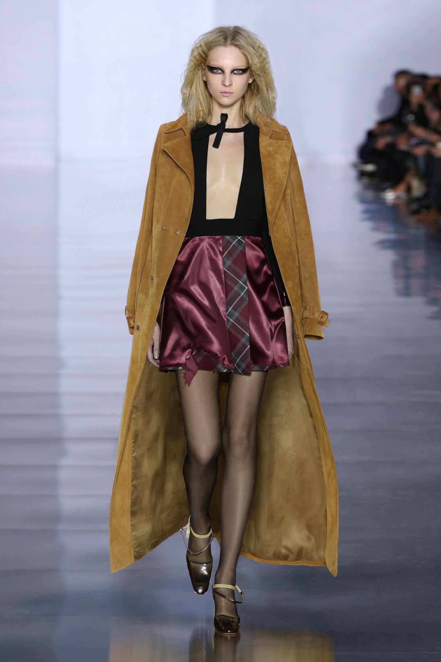 2016 Fall Fashion Woman Maison Margiela Collection