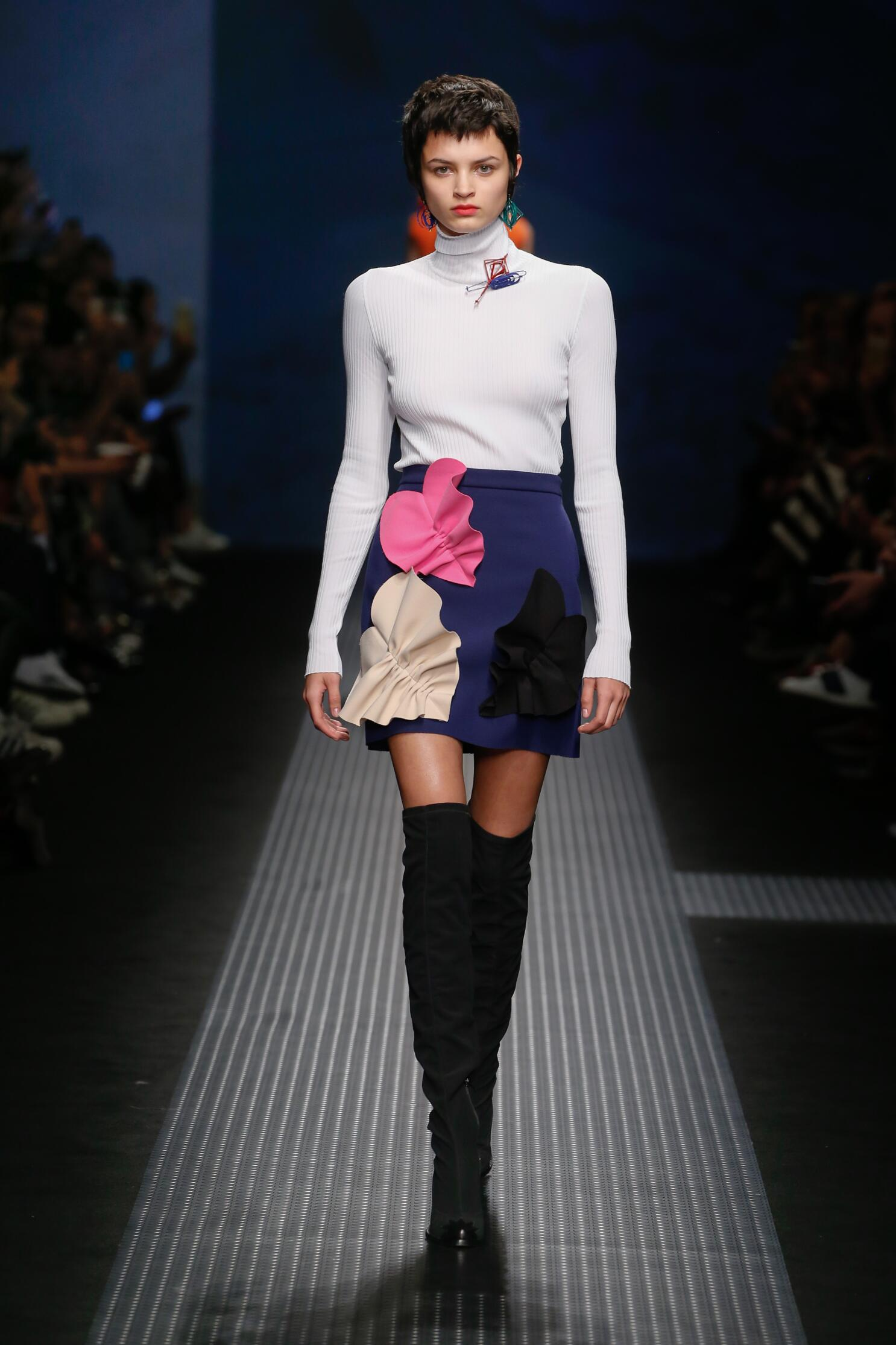 2016 Fall Fashion Woman Msgm Collection