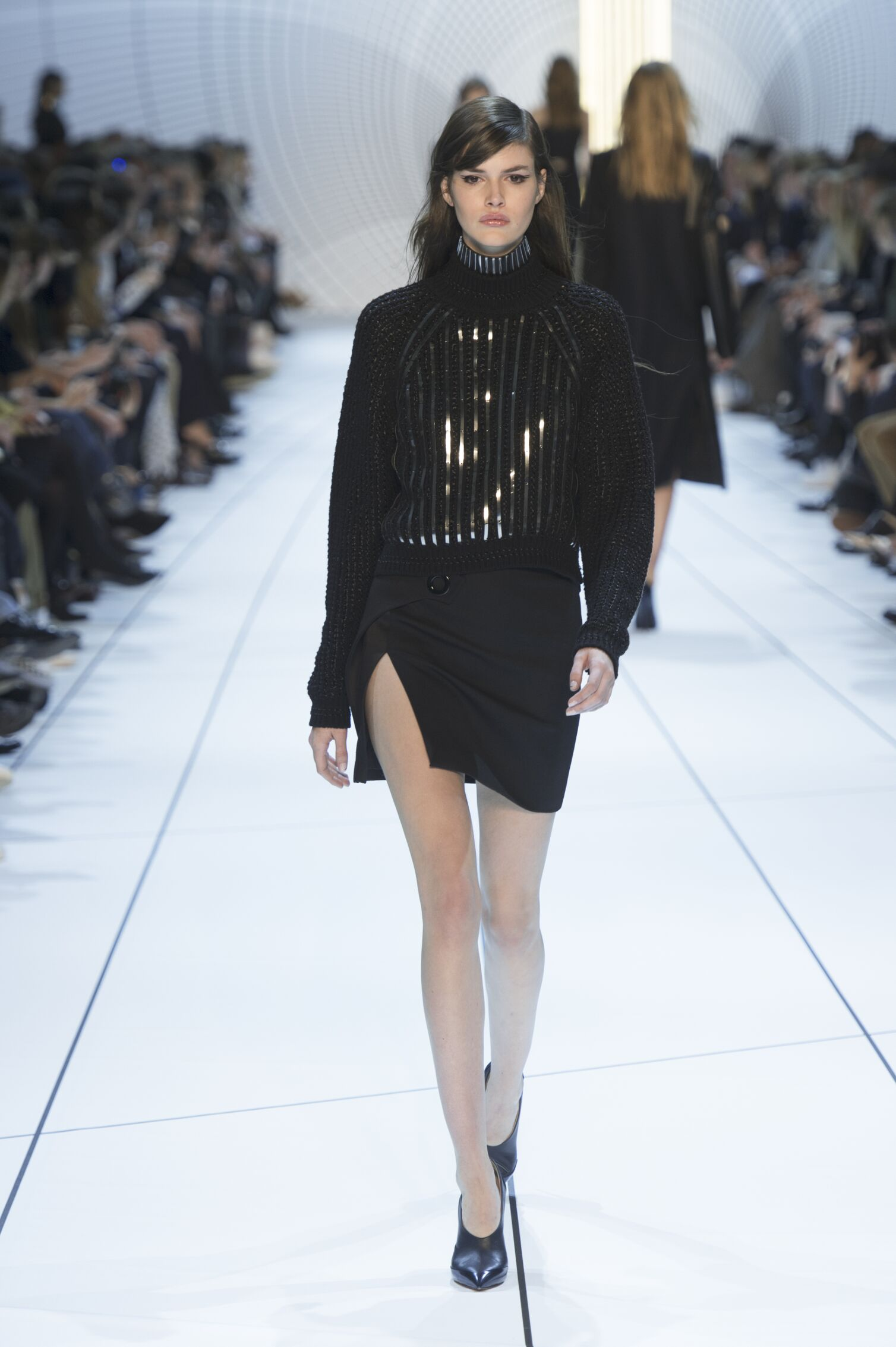 2016 Fall Fashion Woman Mugler Collection