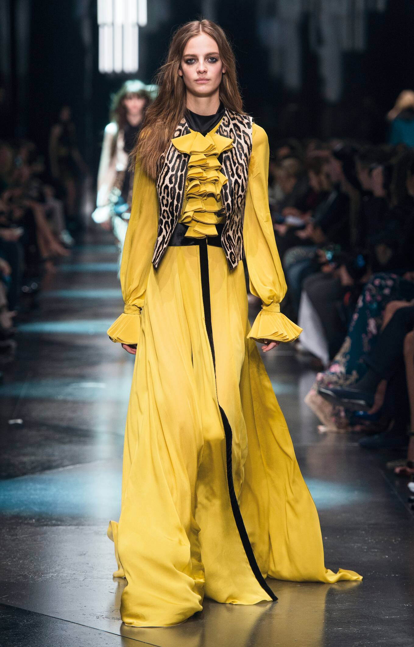 2016 Fall Fashion Woman Roberto Cavalli Collection