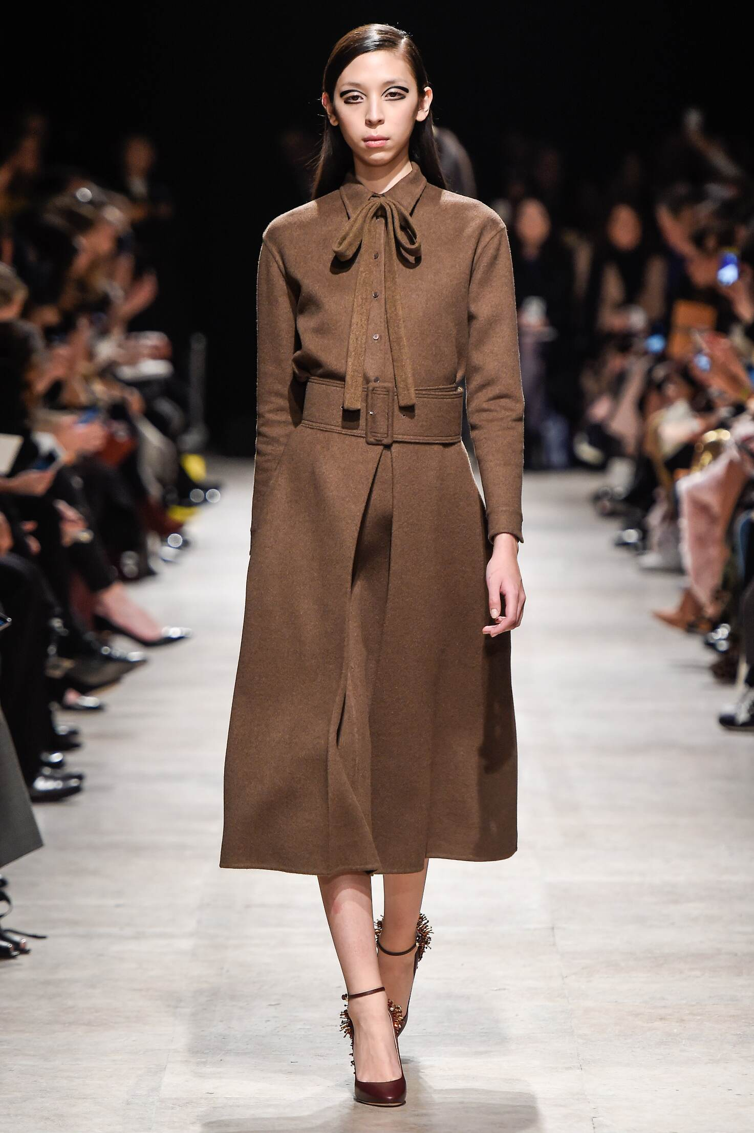 2016 Fall Fashion Woman Rochas Collection