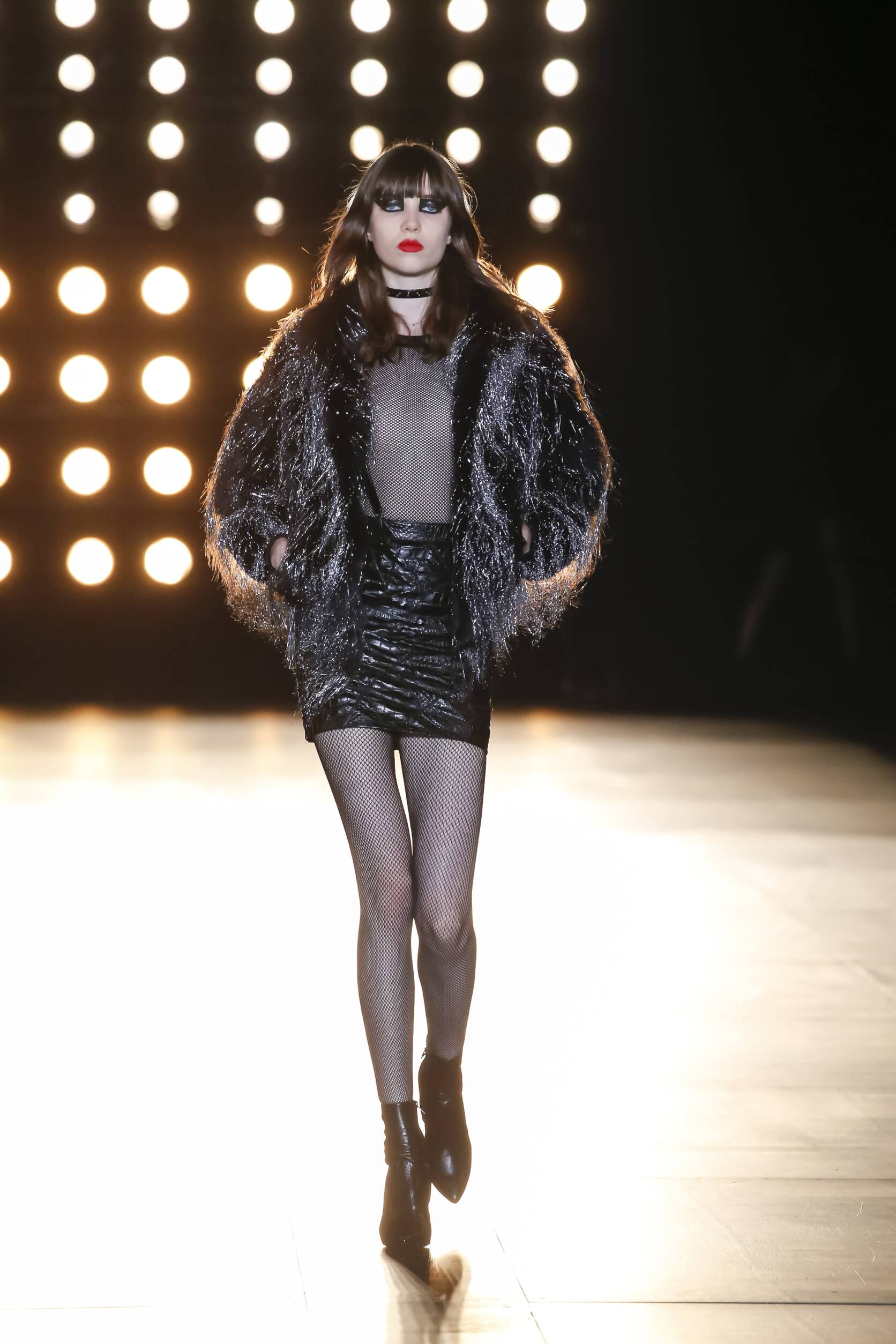 2016 Fall Fashion Woman Saint Laurent Collection