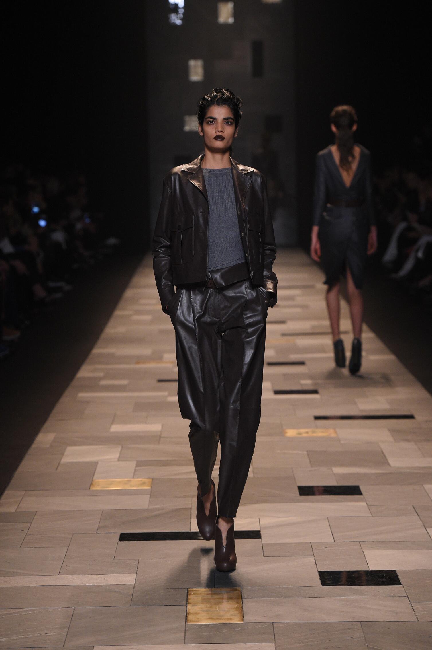 2016 Fall Fashion Woman Trussardi Collection