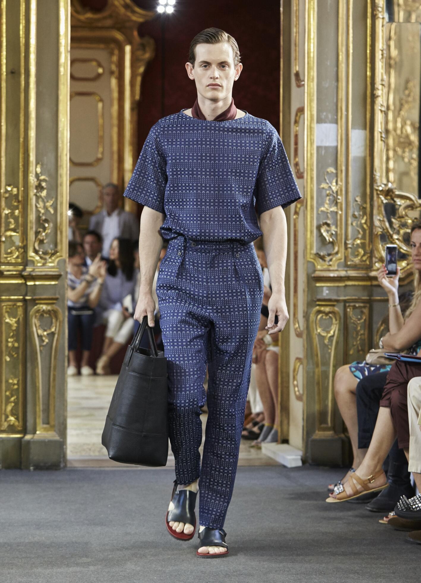 2016 Spring Fashion Man Corneliani Collection