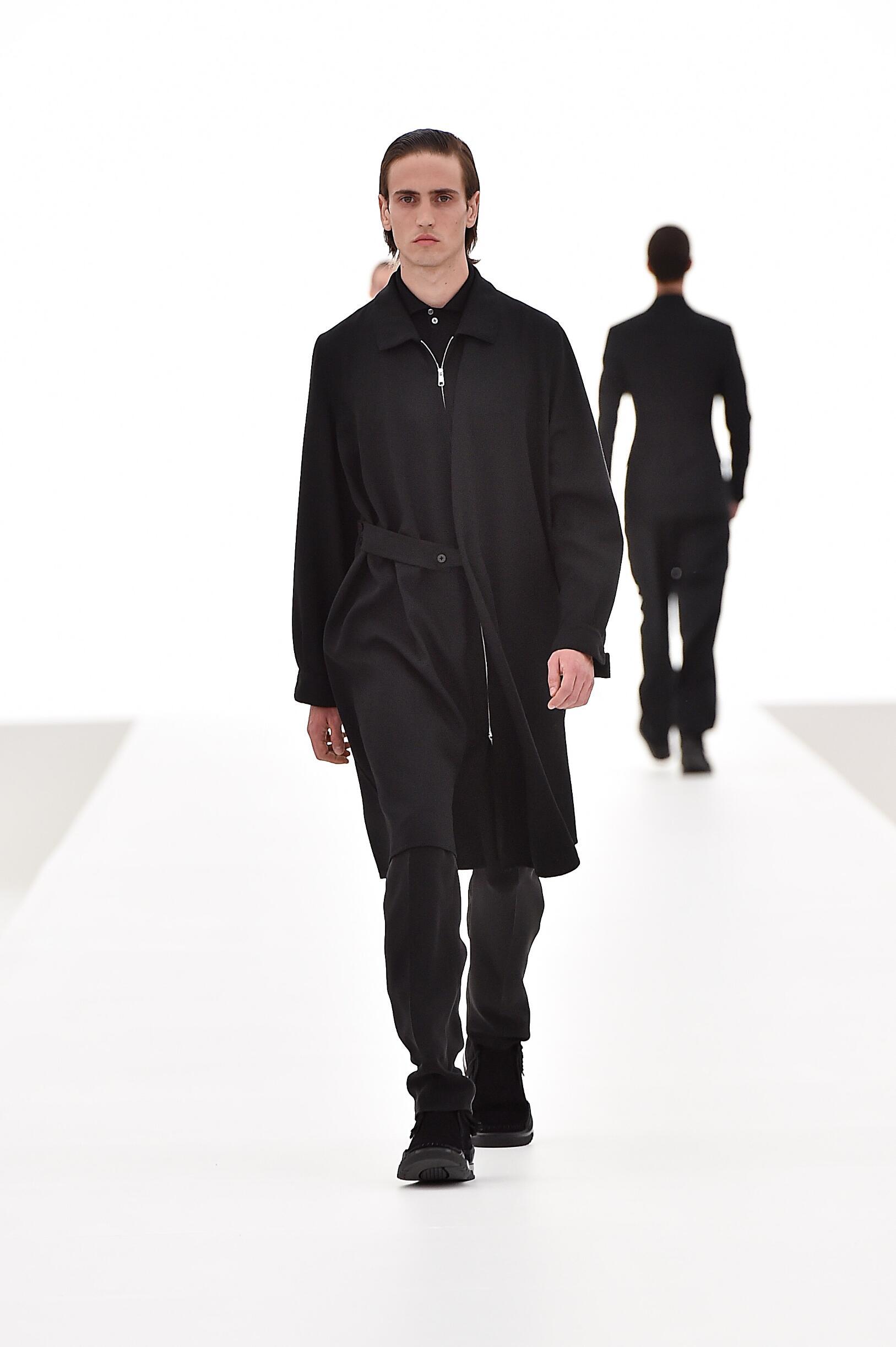 2016 Spring Fashion Man Ermenegildo Zegna Couture Collection