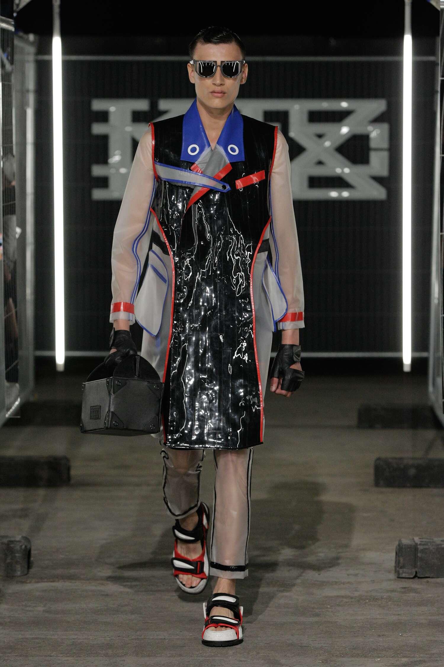 2016 Spring Fashion Man KTZ Collection