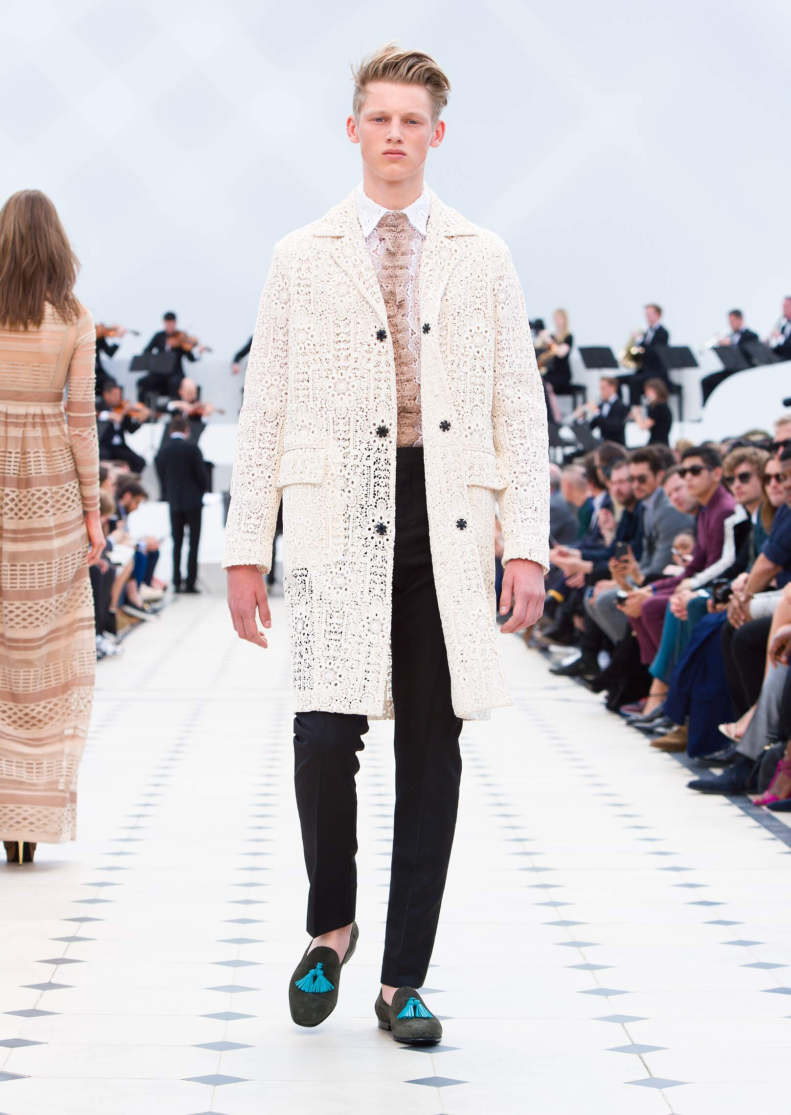 Burberry Prorsum Spring Summer 2016 Men S Collection The