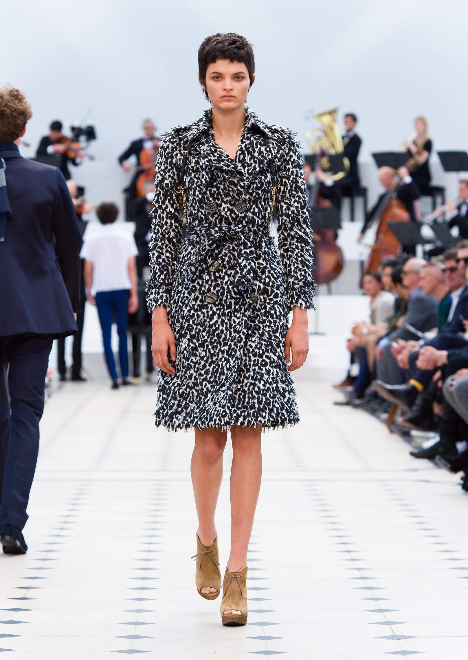 2016 Summer Fashion Show Burberry Prorsum Collection