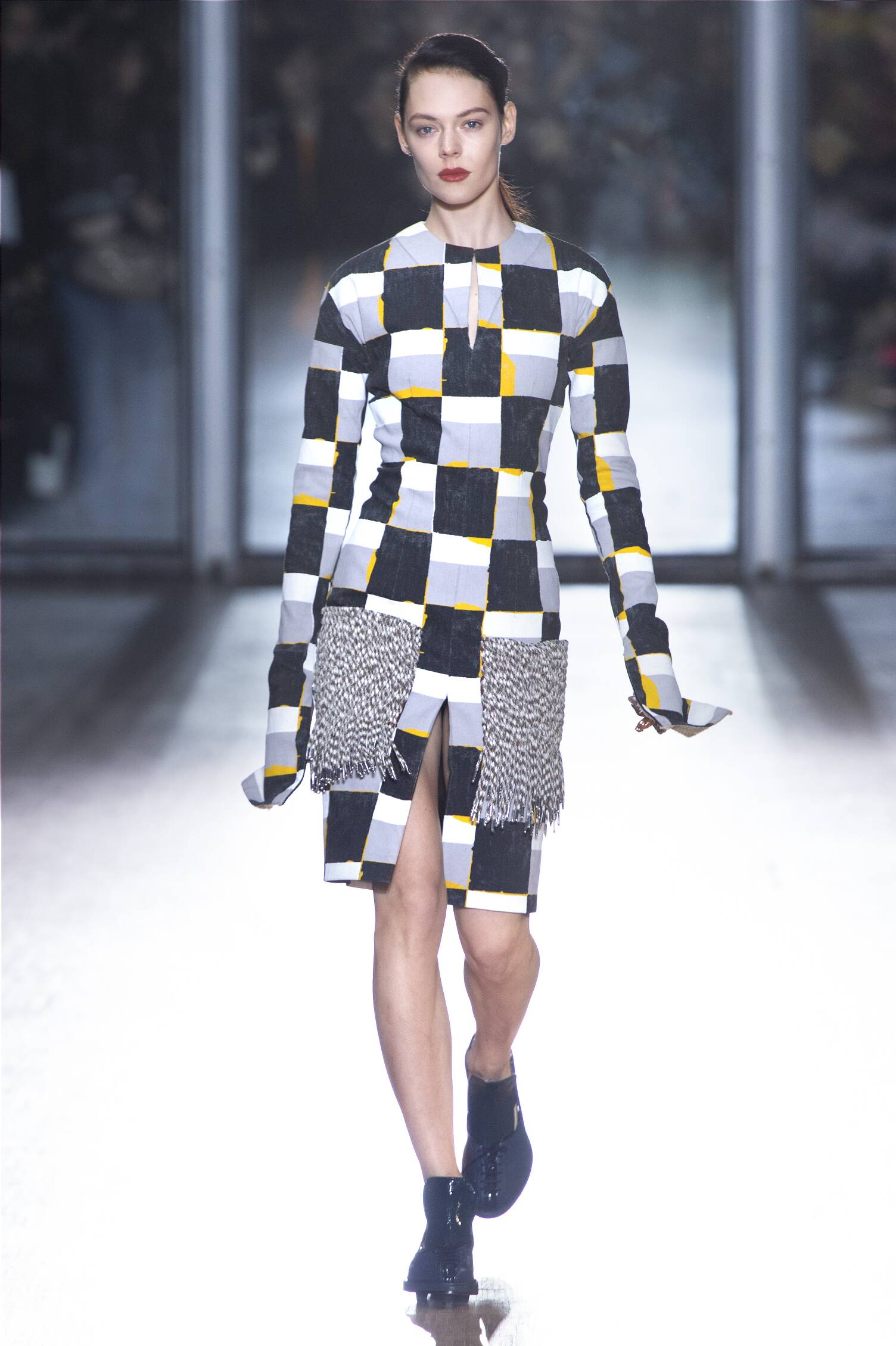 Acne Studios Collection Winter 2015 Catwalk