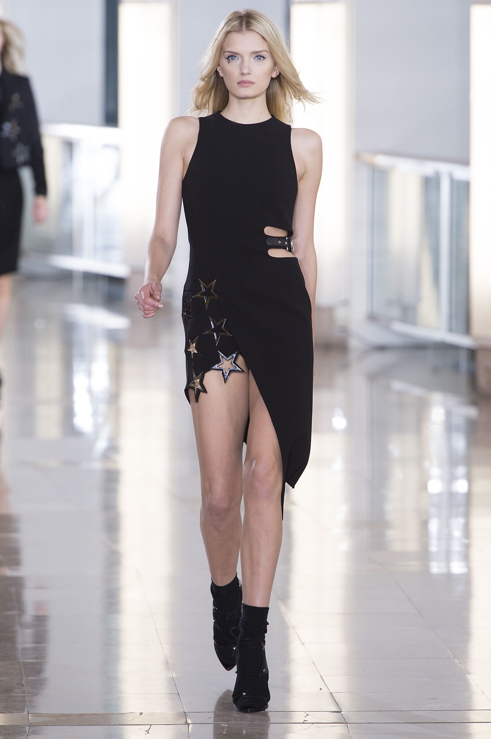 Anthony Vaccarello Collection Catwalk