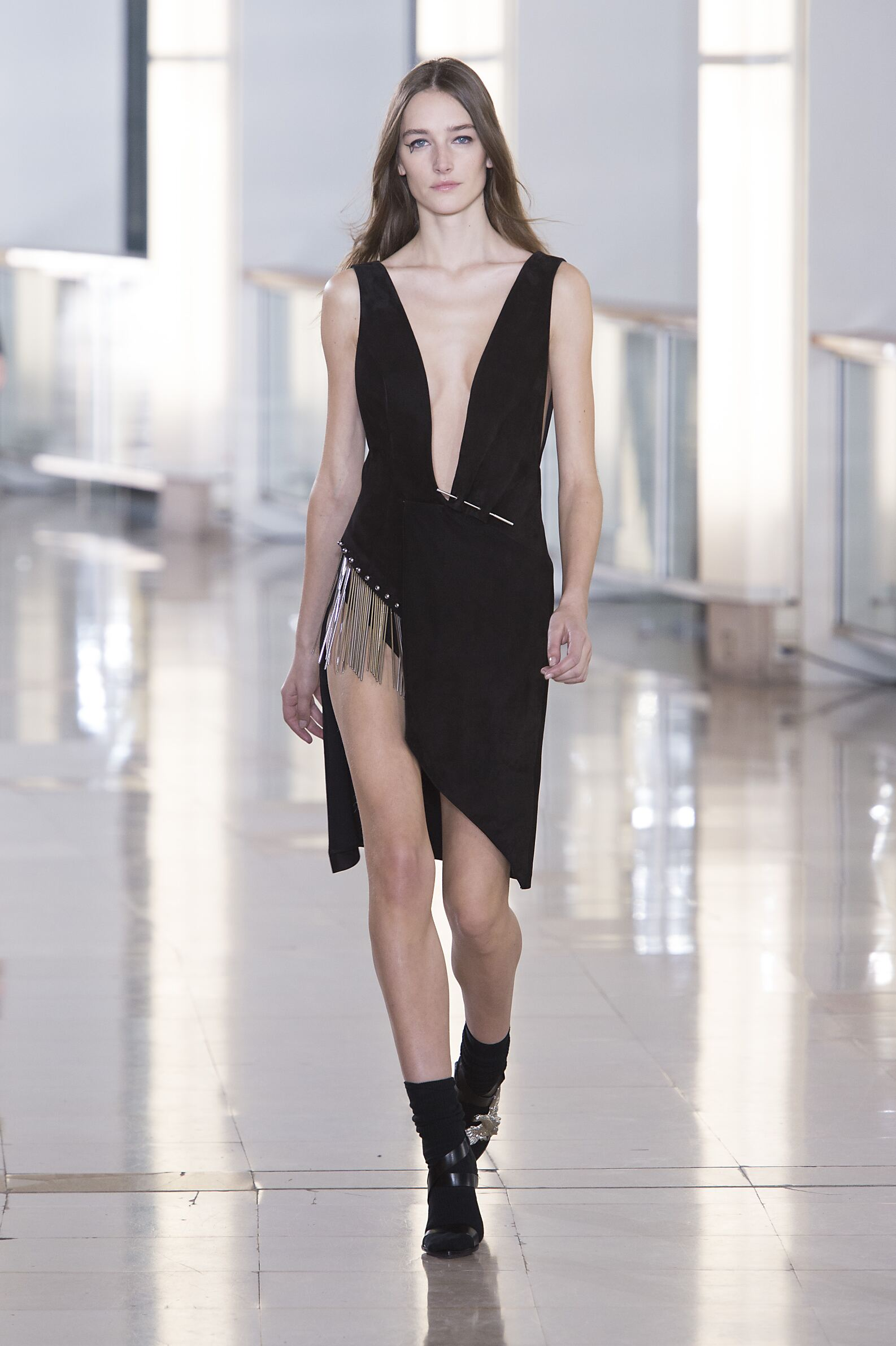 Anthony Vaccarello Collection Fashion Show FW 2015 2016