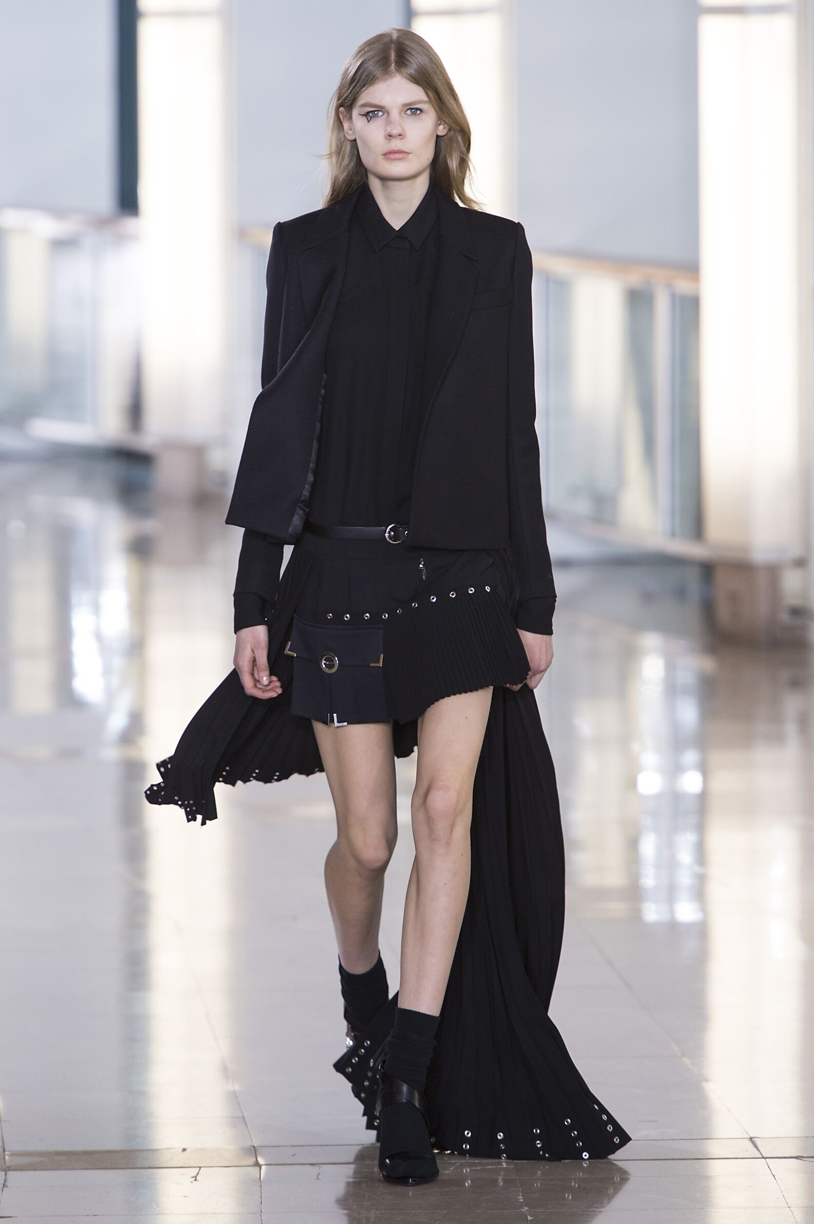 Anthony Vaccarello Collection Woman 2015