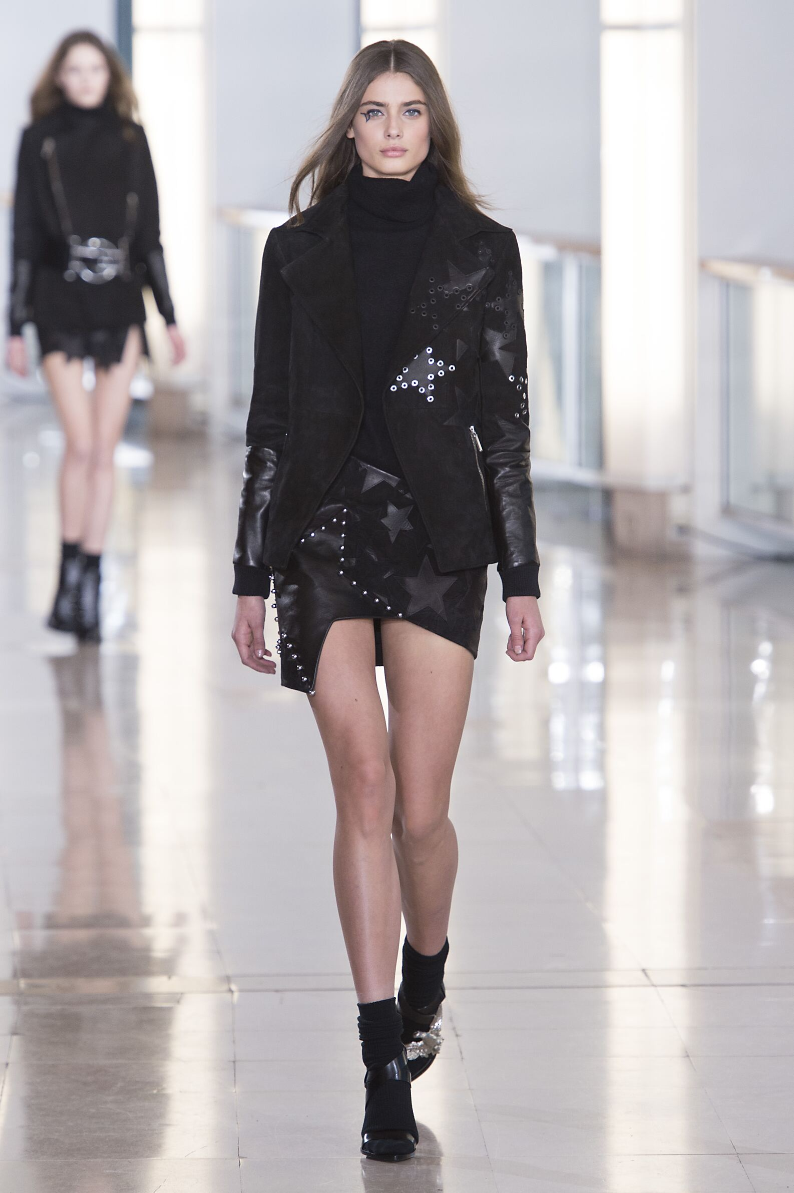 Anthony Vaccarello Women's Collection 2015 2016