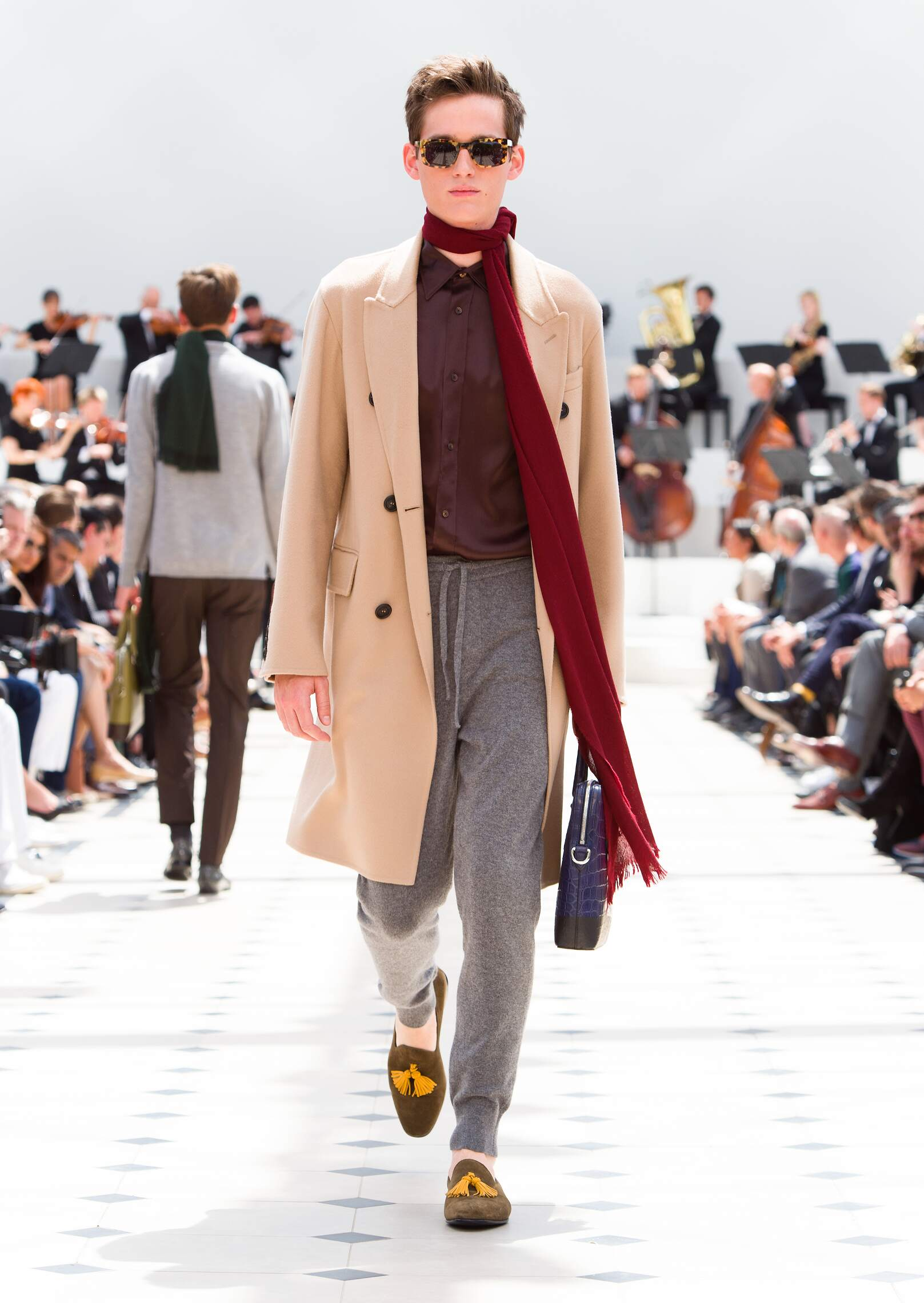 Burberry Prorsum Collection Fashion Show SS 2016