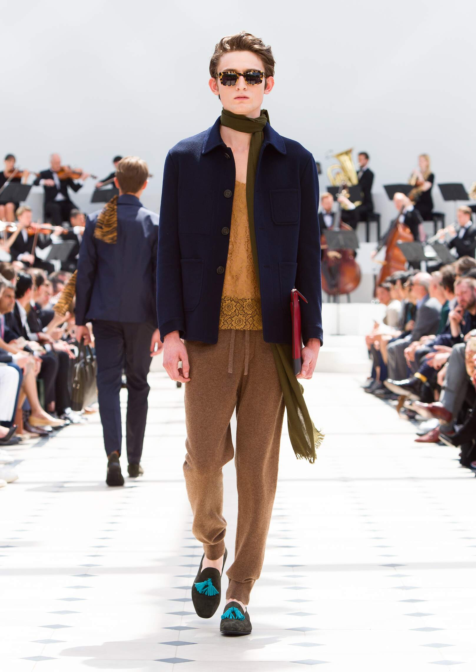 Burberry Prorsum Collection Fashion Trends