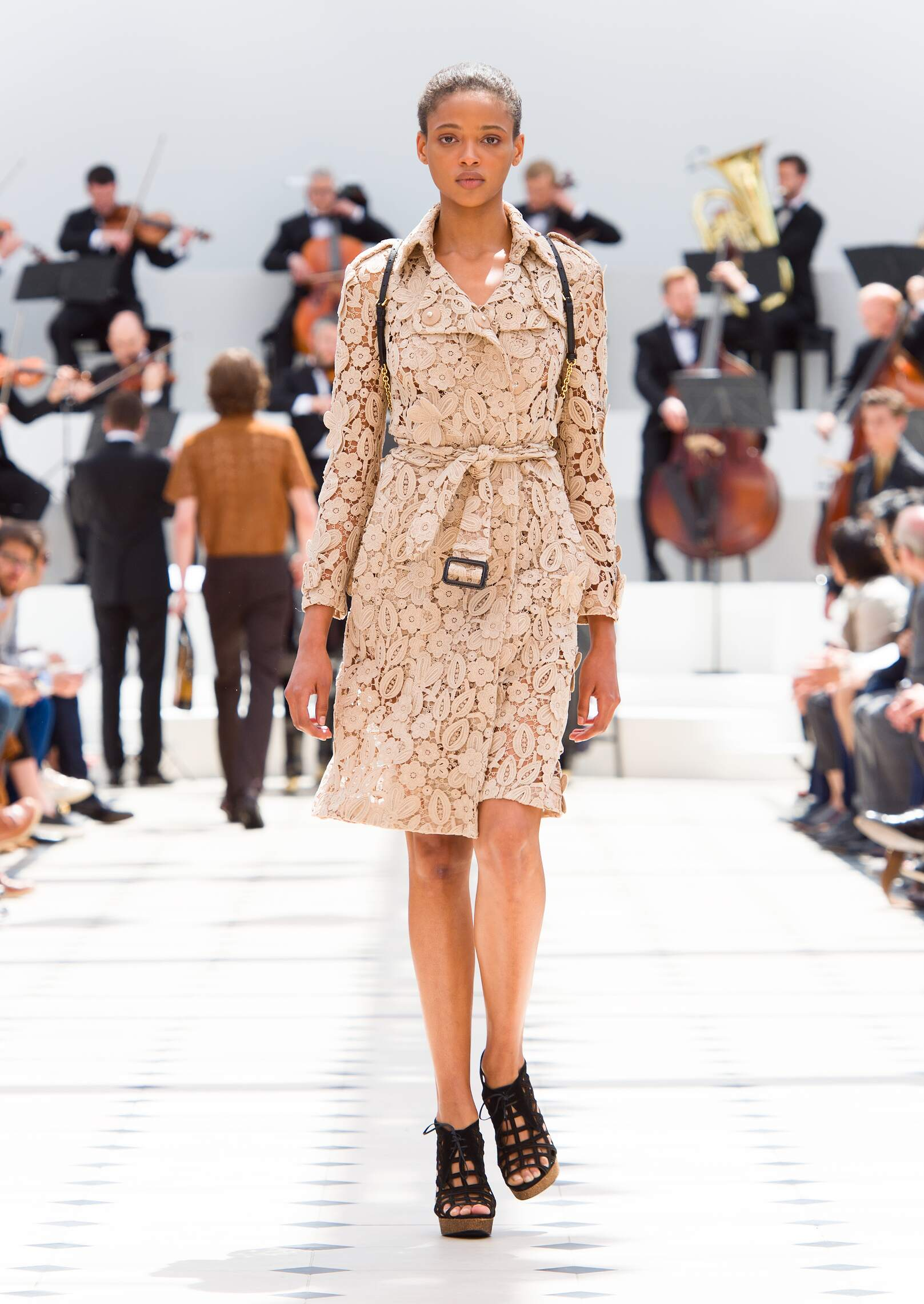 Burberry Prorsum Collection London Fashion Week