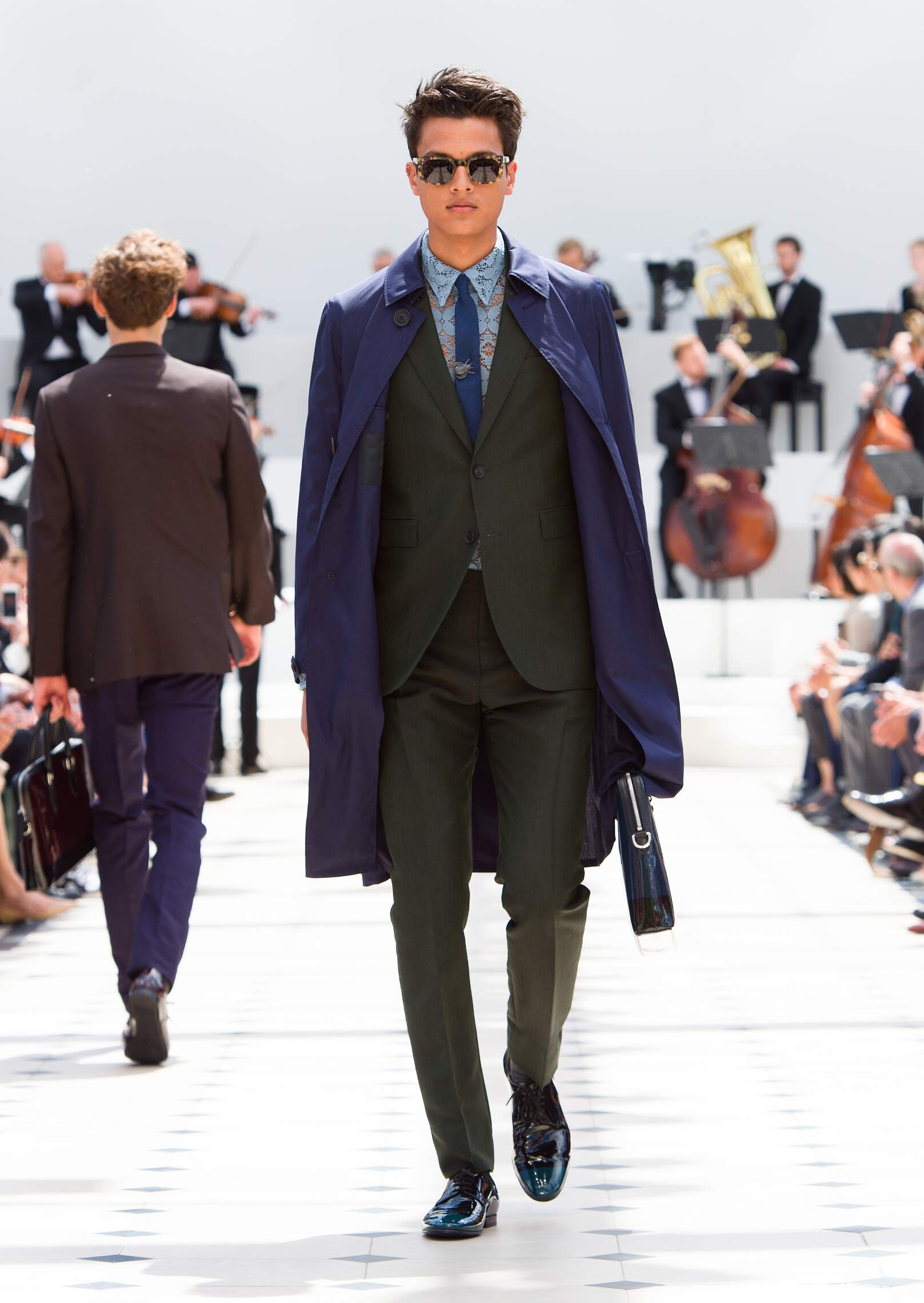 Burberry Prorsum Collection Man 2016