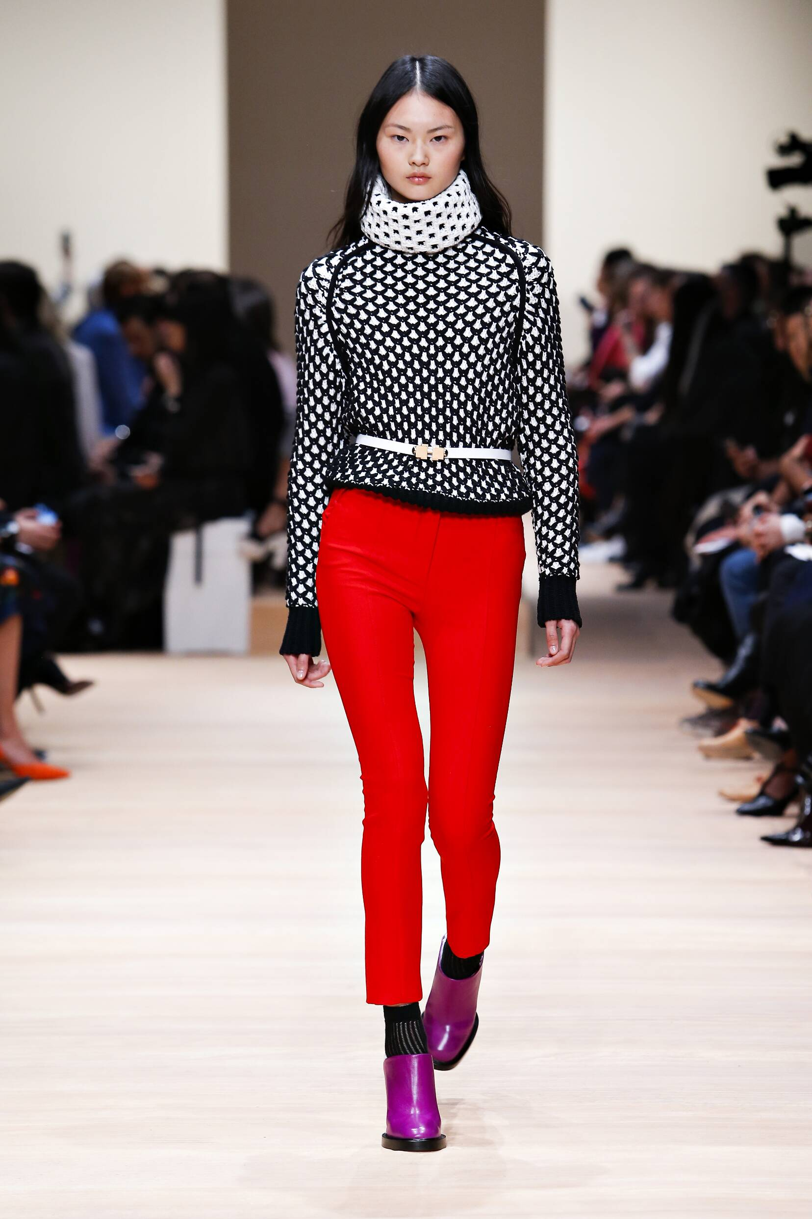 Carven Collection Catwalk