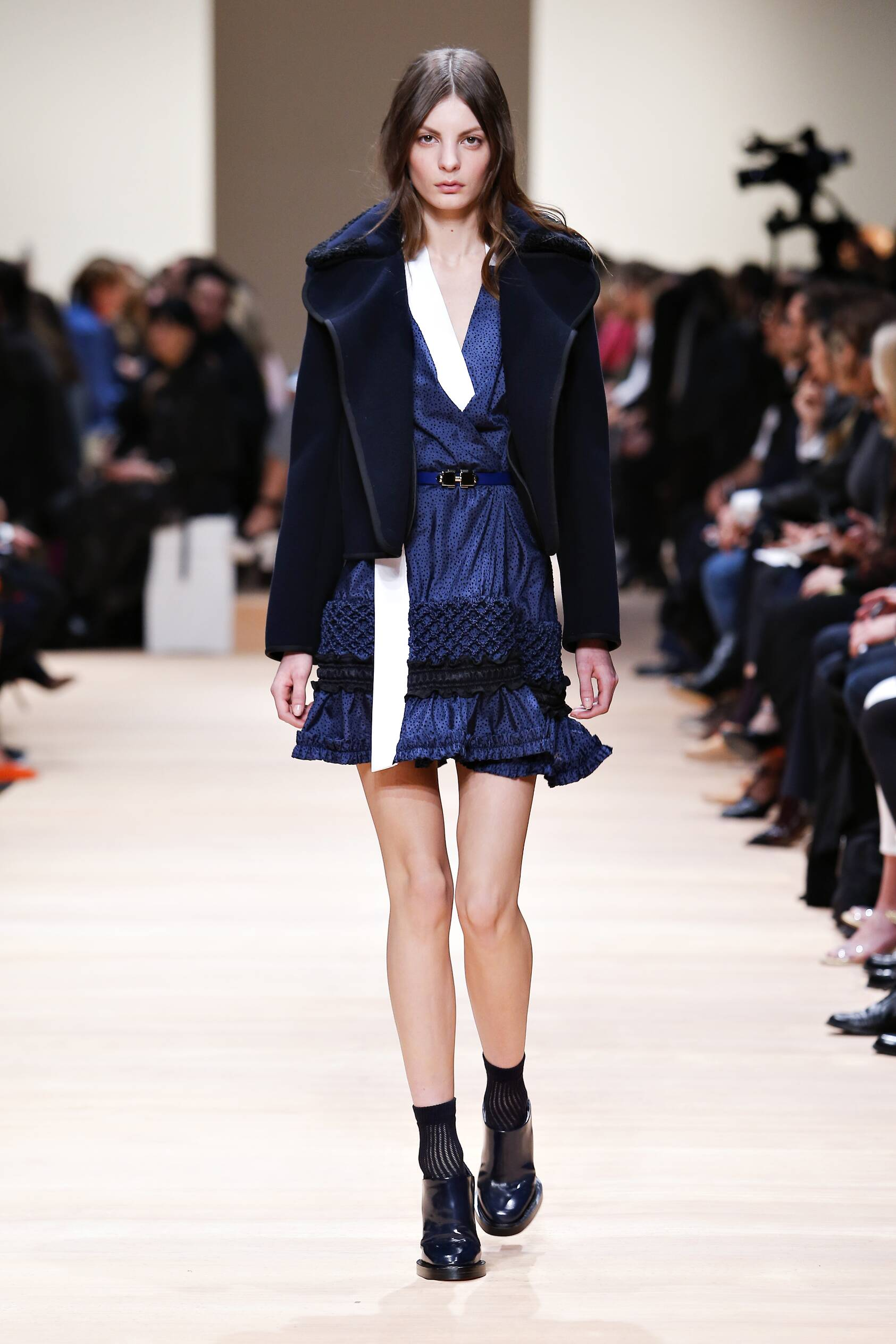 Carven Collection Fashion Show FW 2015 2016