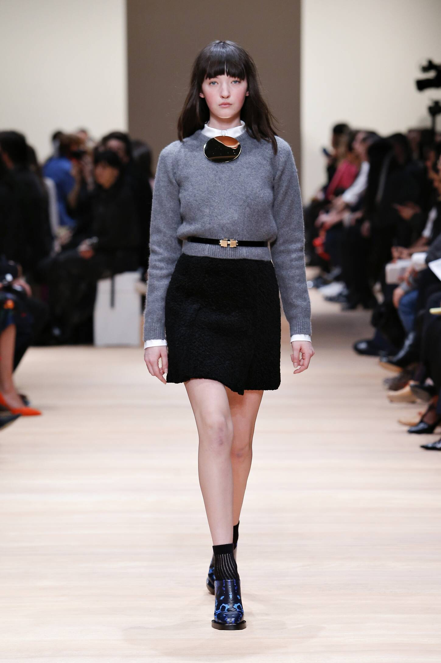 Carven Collection Paris Fashion Week Womenswear