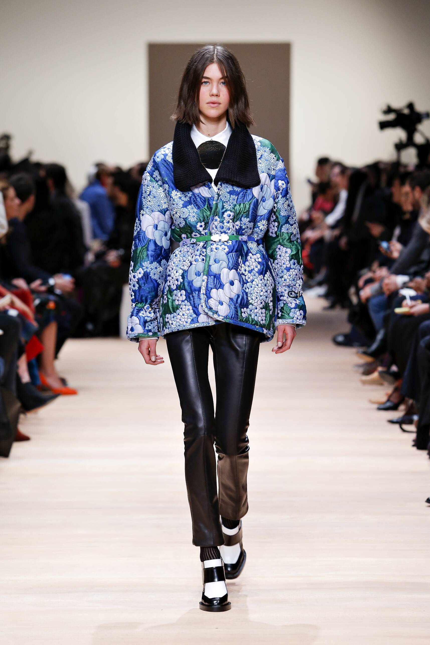 Carven Collection Paris Fashion Week