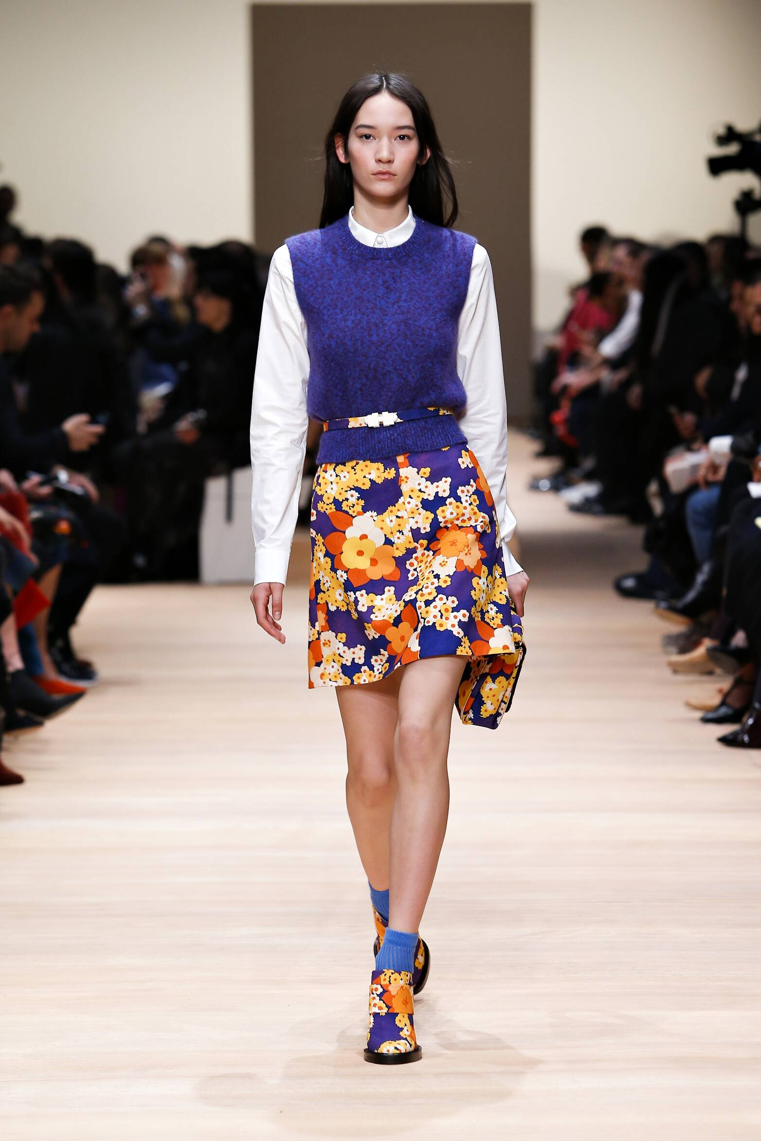 Carven Collection Woman Paris Fashion Week