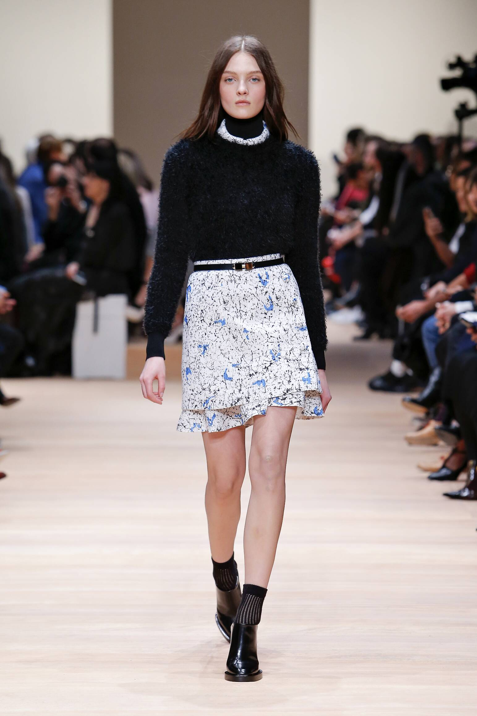 Carven Fall Winter 2015 16 Womenswear Collection Paris Fashion Week Fashion Show