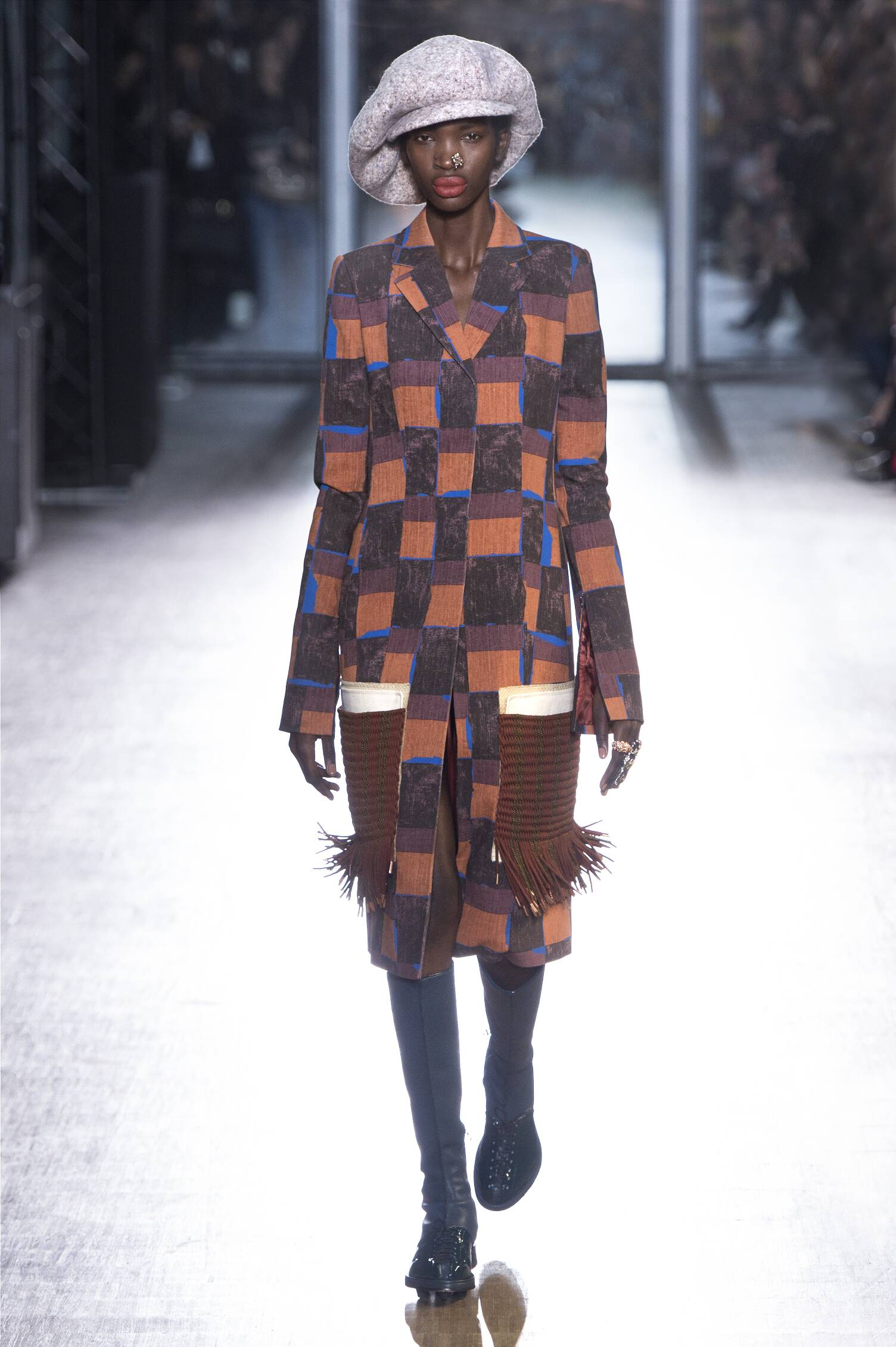Catwalk Acne Studios Womenswear Collection Winter 2015