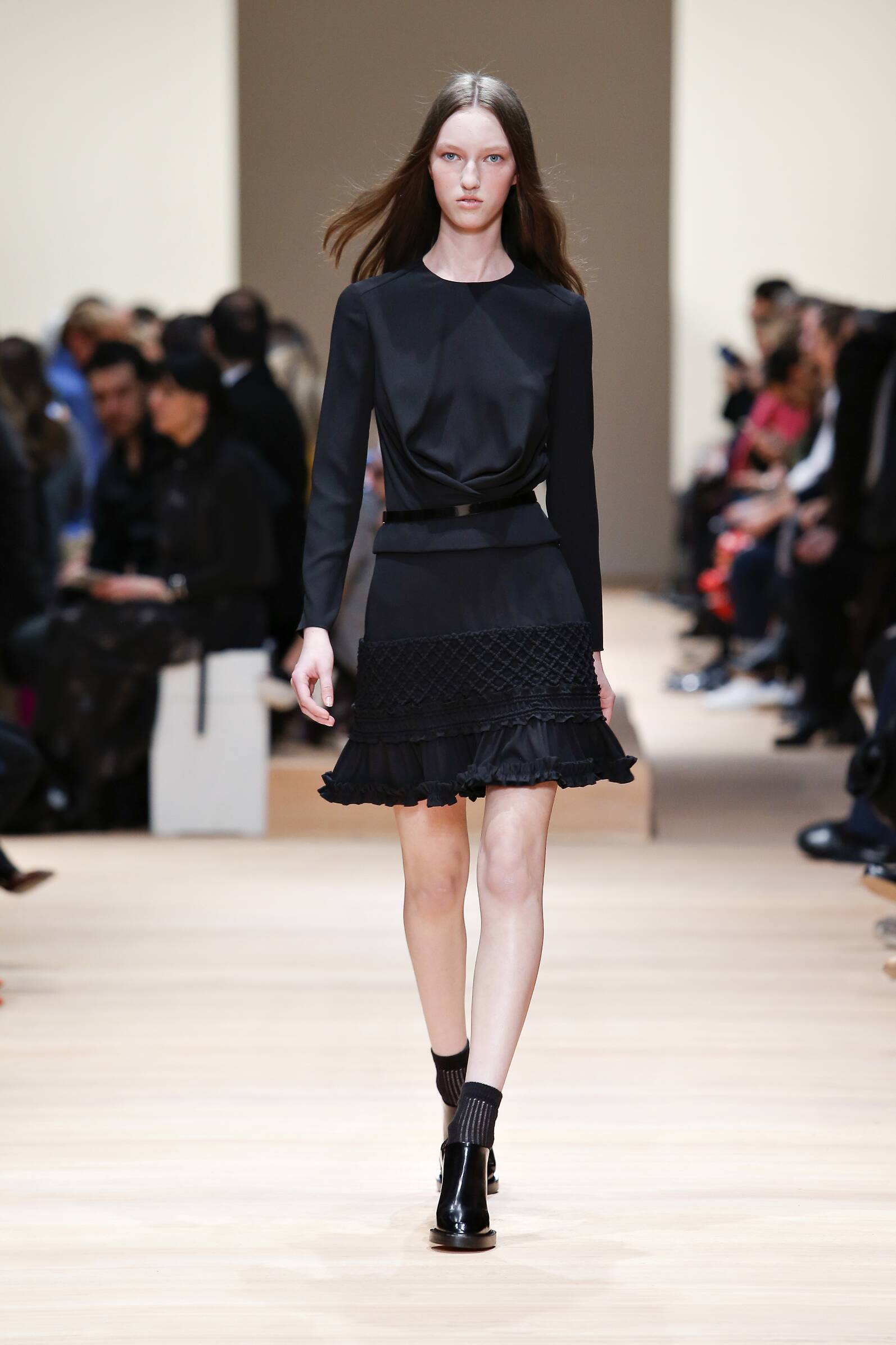 Catwalk Carven Fall Winter 2015 16 Women's Collection Paris Fashion Week