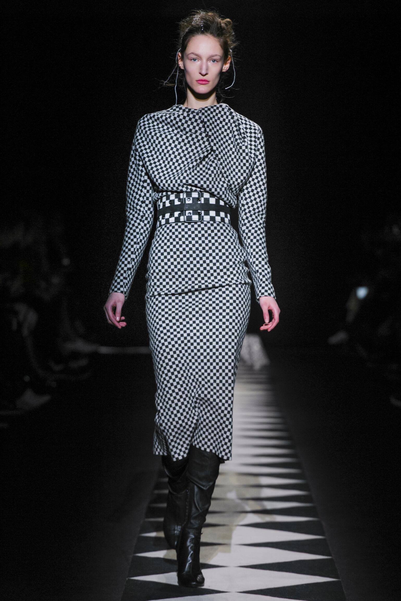Catwalk Haider Ackermann Collection Fashion Show Winter 2015