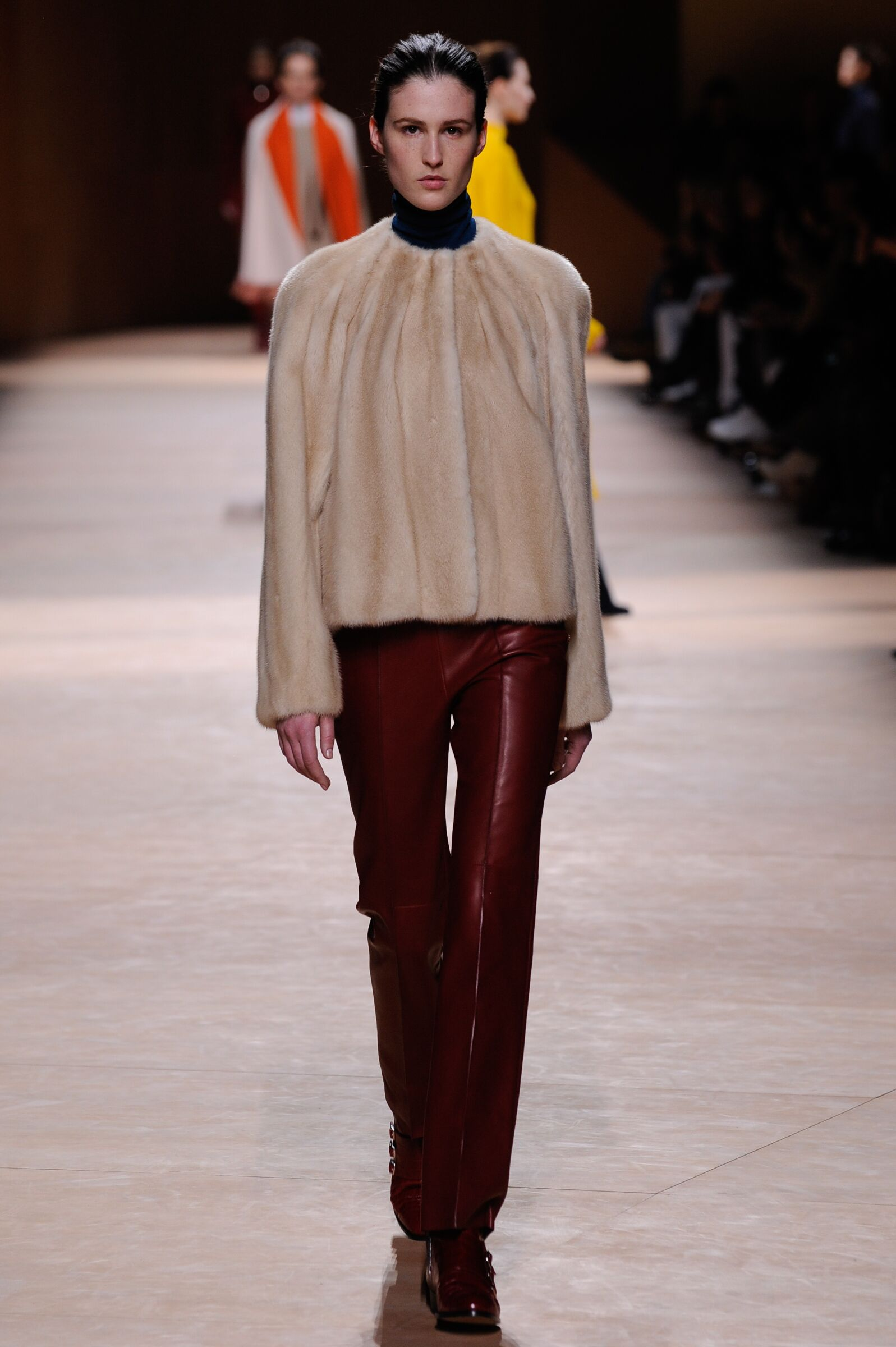 Catwalk Hermès Womenswear Collection Winter 2015