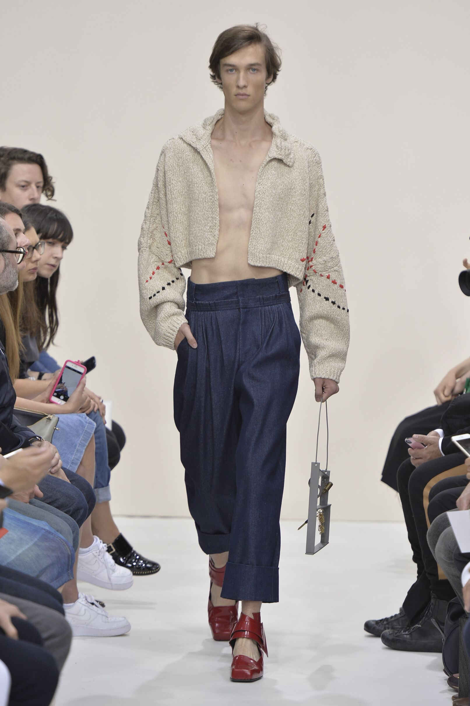 Catwalk J.W. Anderson Menswear Collection Summer 2016