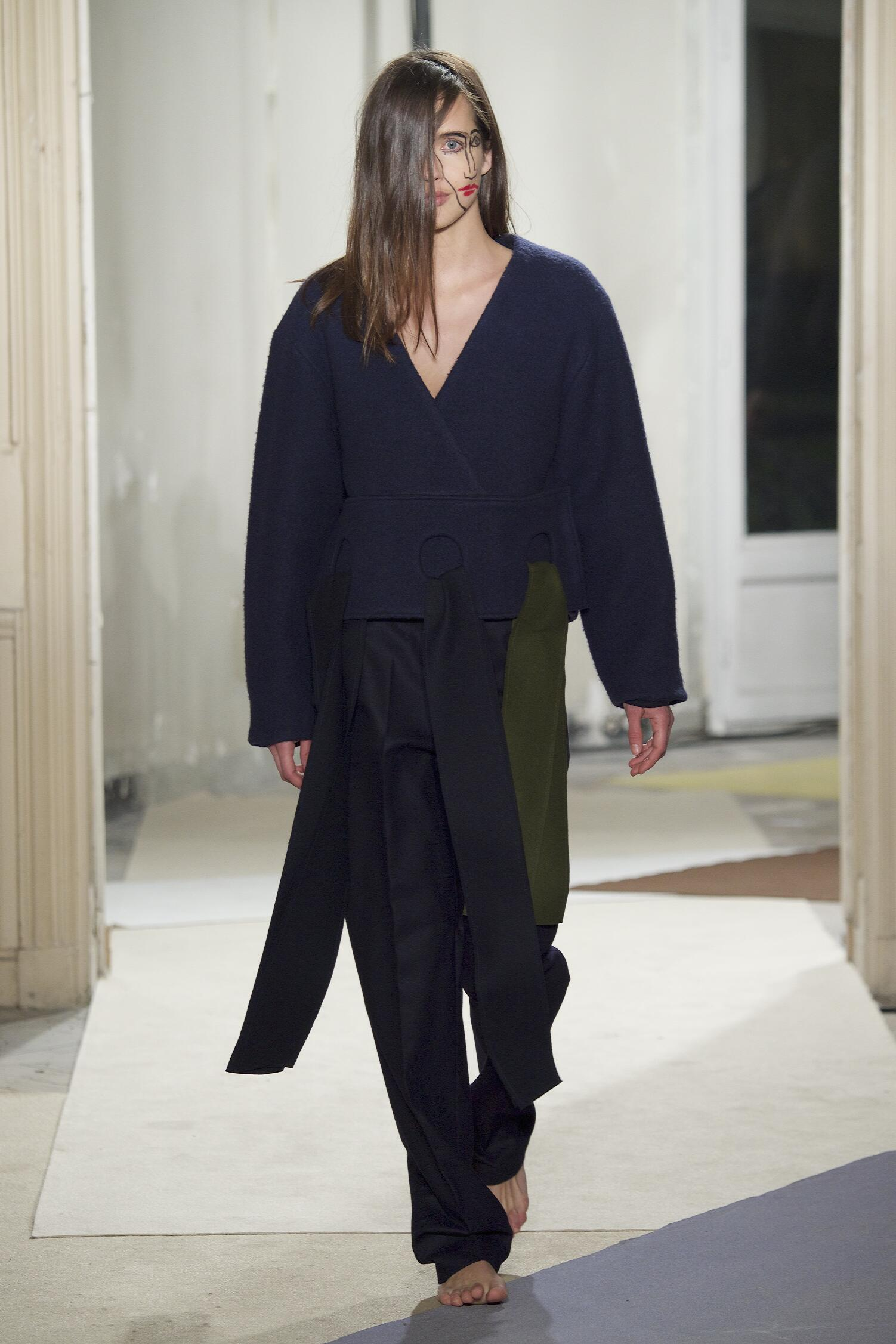 Catwalk Jacquemus Collection Fashion Show Winter 2015