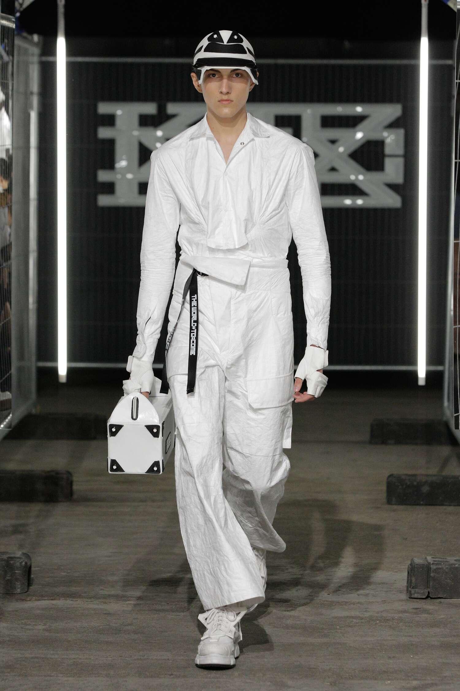 Catwalk KTZ Spring Summer 2016 Men's Collection London Fashion Week