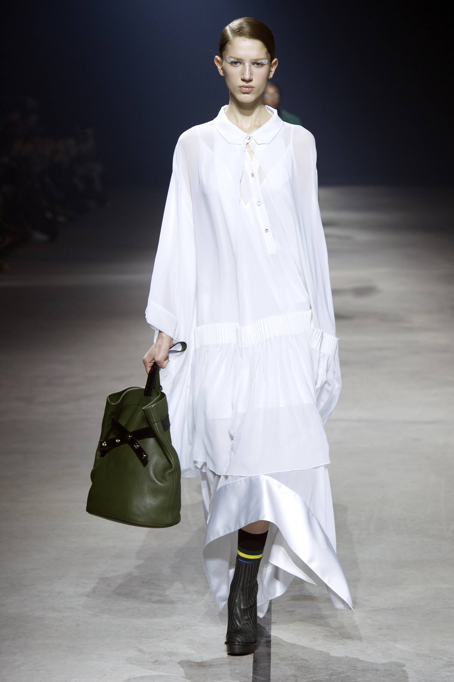 Catwalk Kenzo Fall Winter 2015 16 Women's Collection Paris Fashion Week
