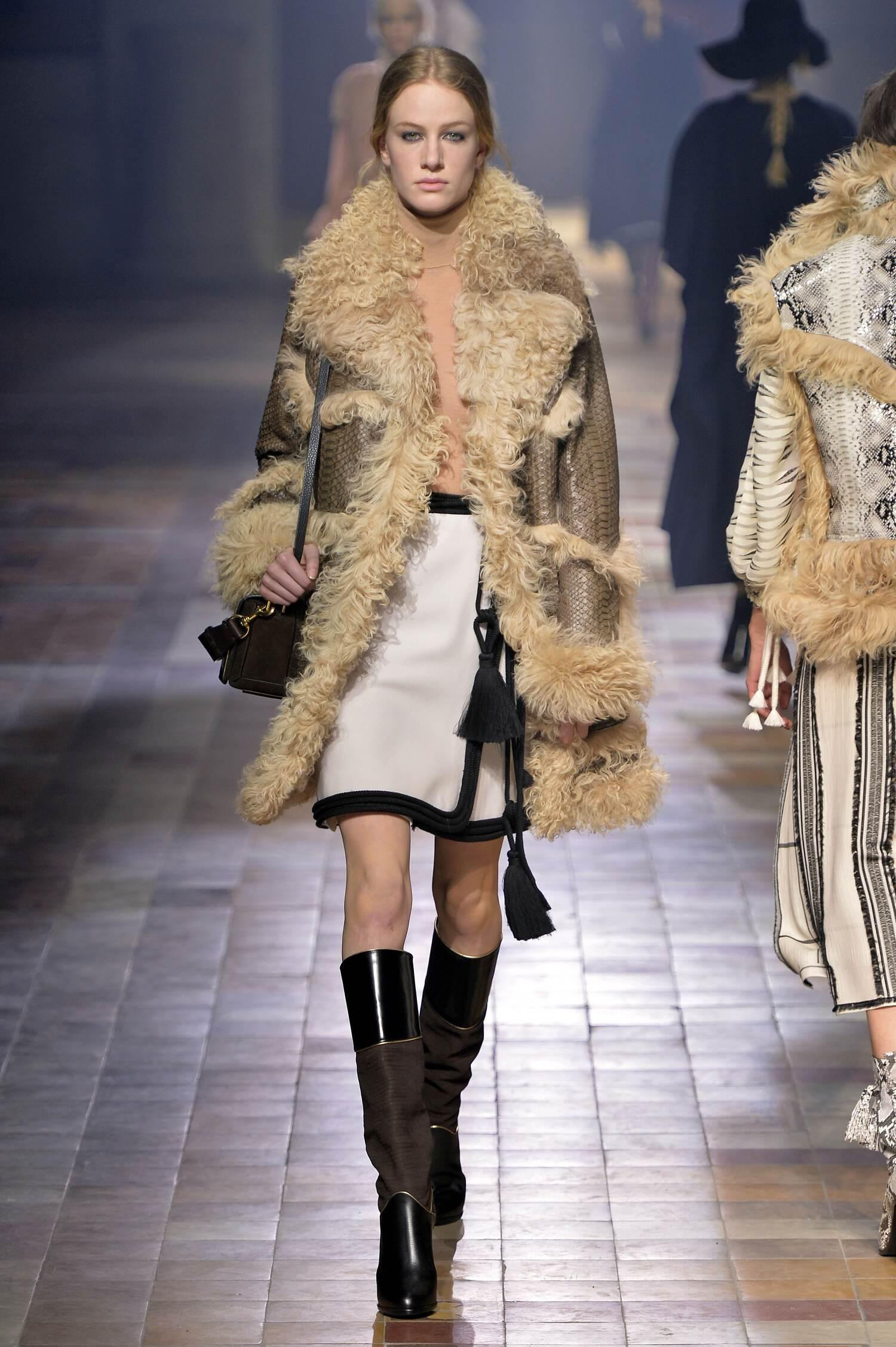 Catwalk Lanvin Womenswear Collection Winter 2015