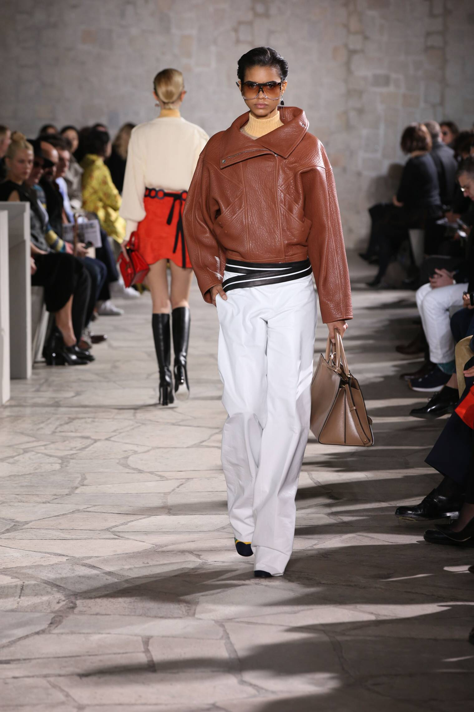 Catwalk Loewe Womenswear Collection Winter 2015