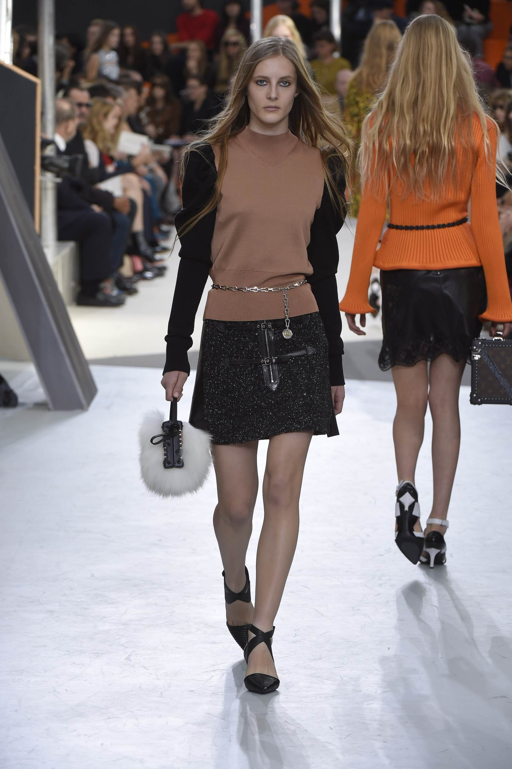 Catwalk Louis Vuitton Collection Fashion Show Winter 2015